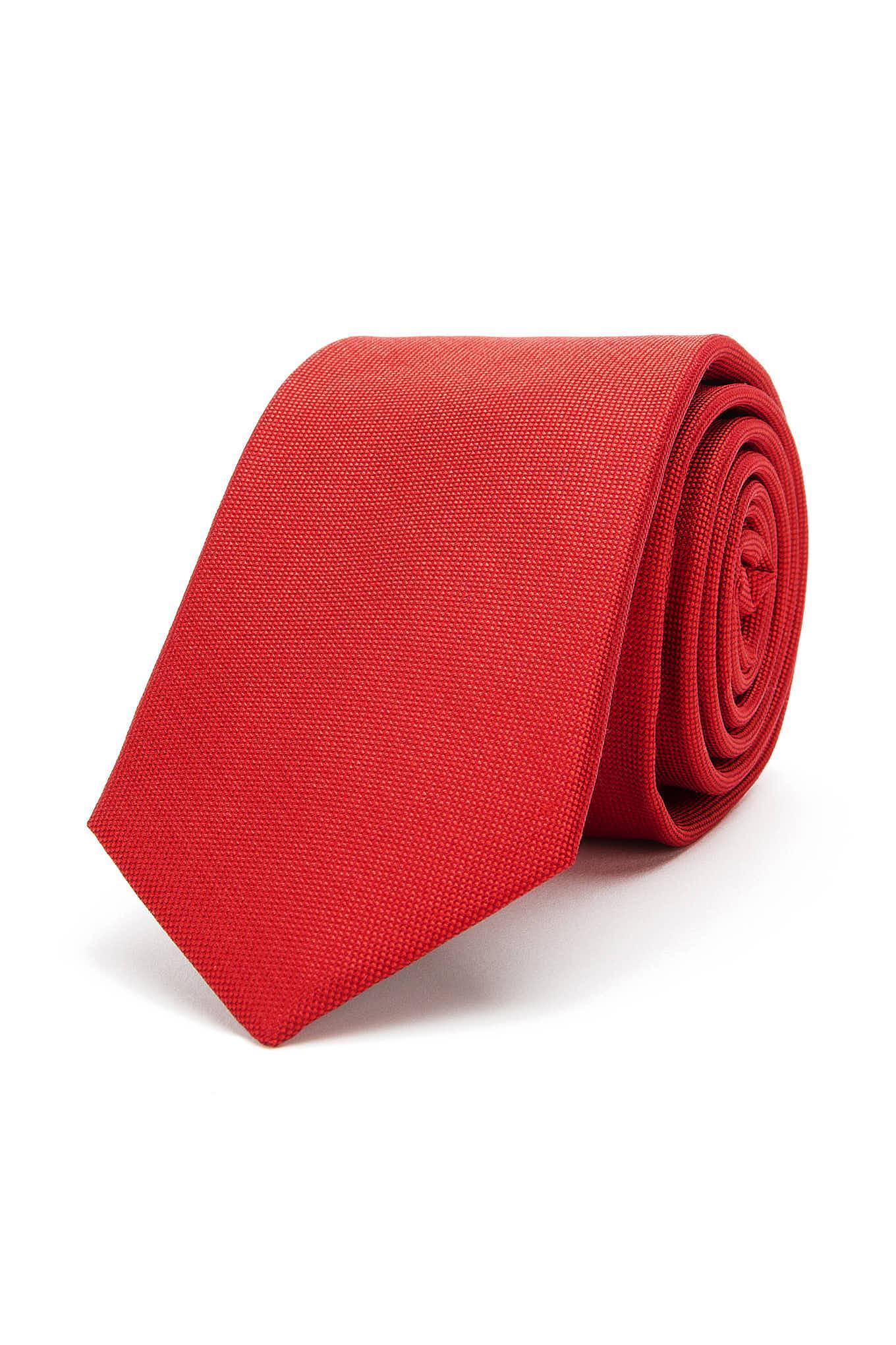 Tie Red Classic Boy