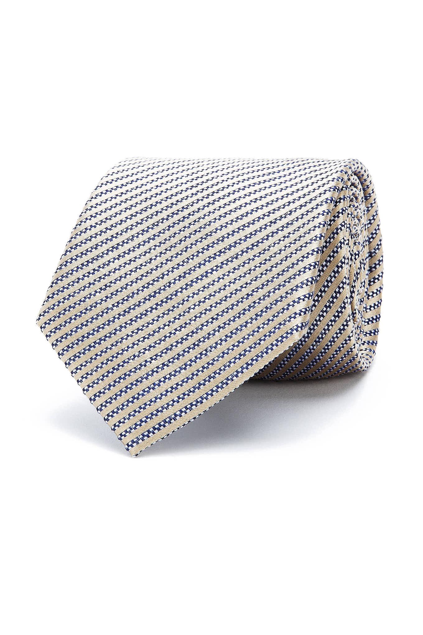 Tie Beige Classic Man