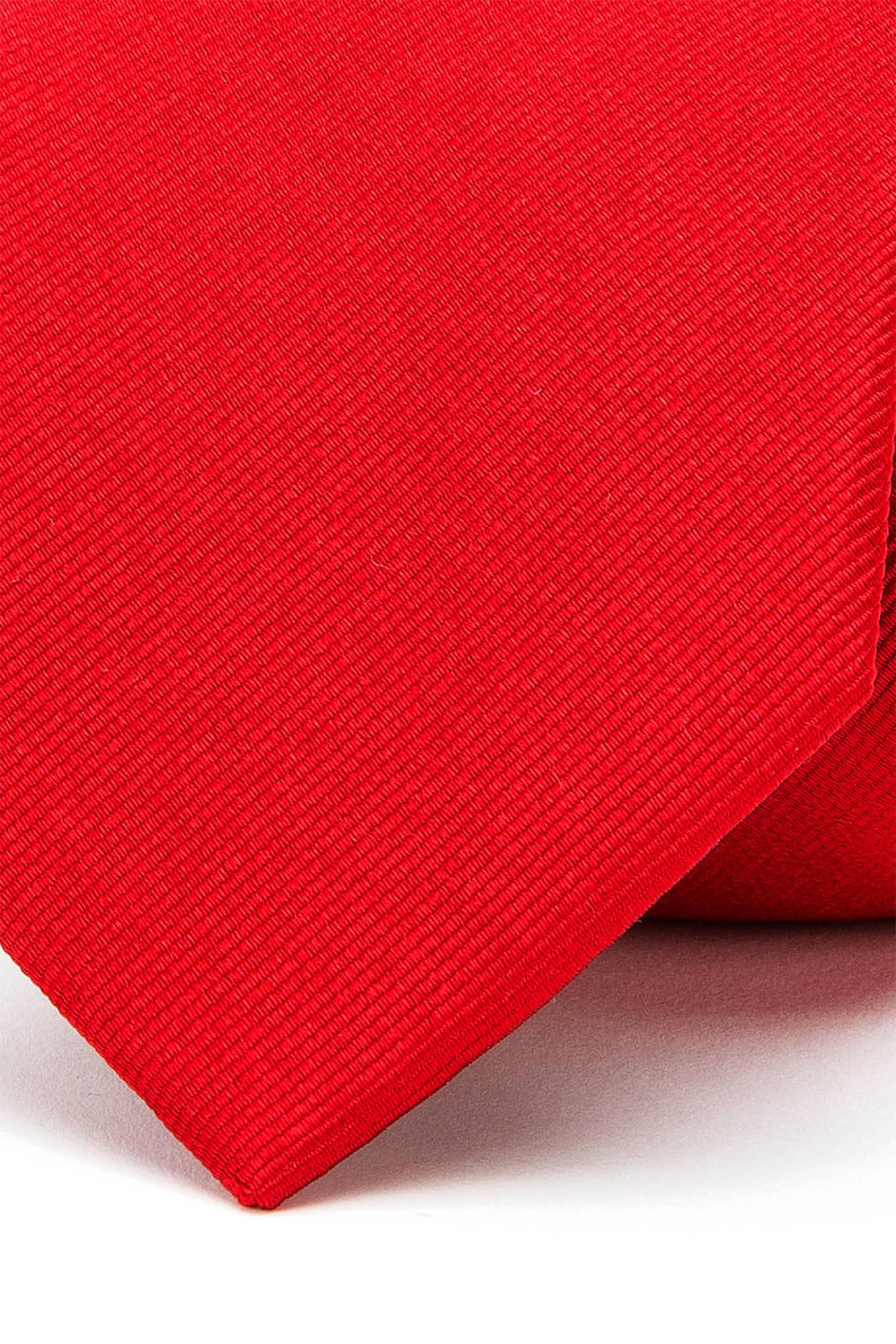Tie Red Classic Man