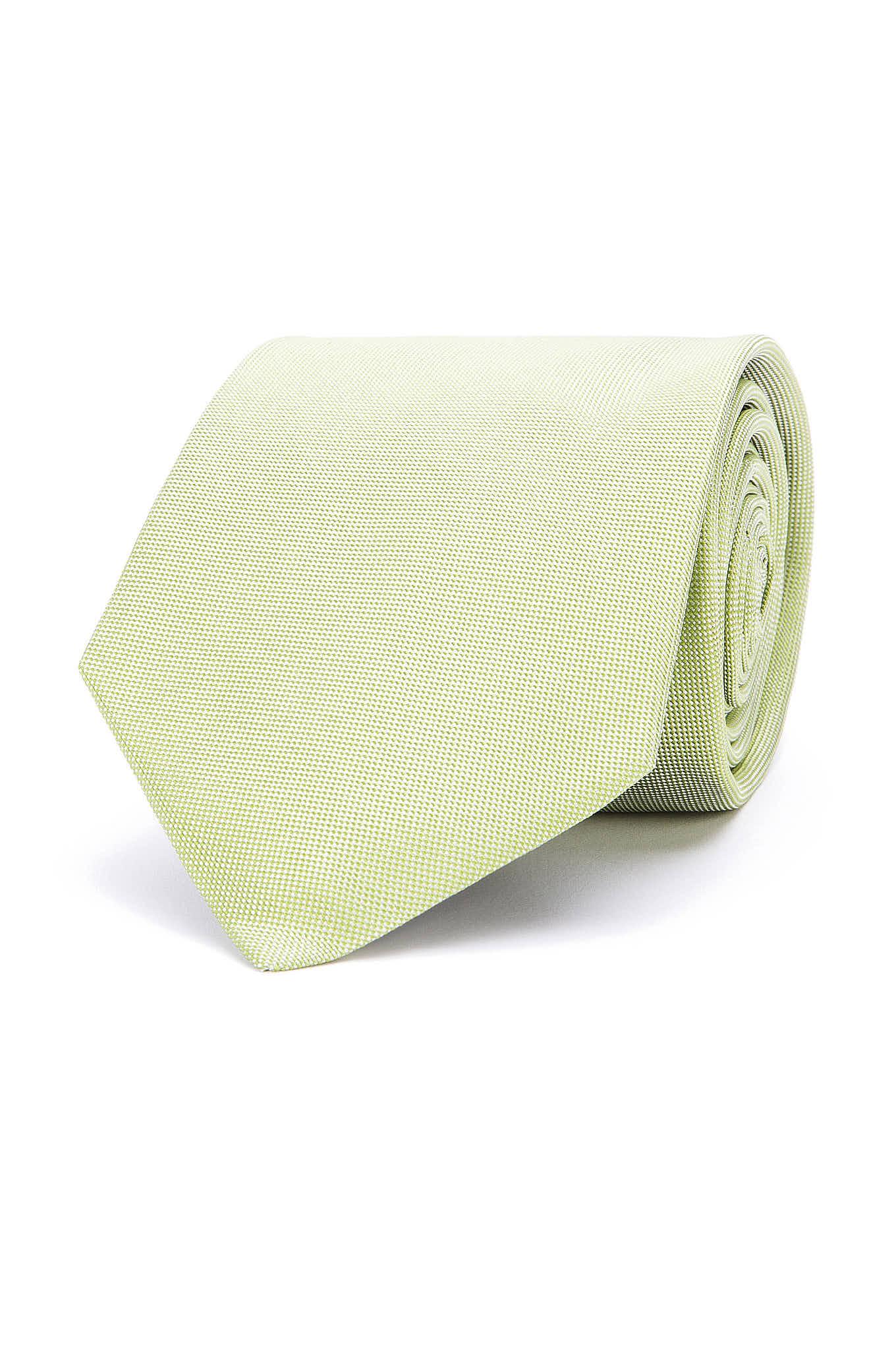 Gravata Verde Claro Classic Homem