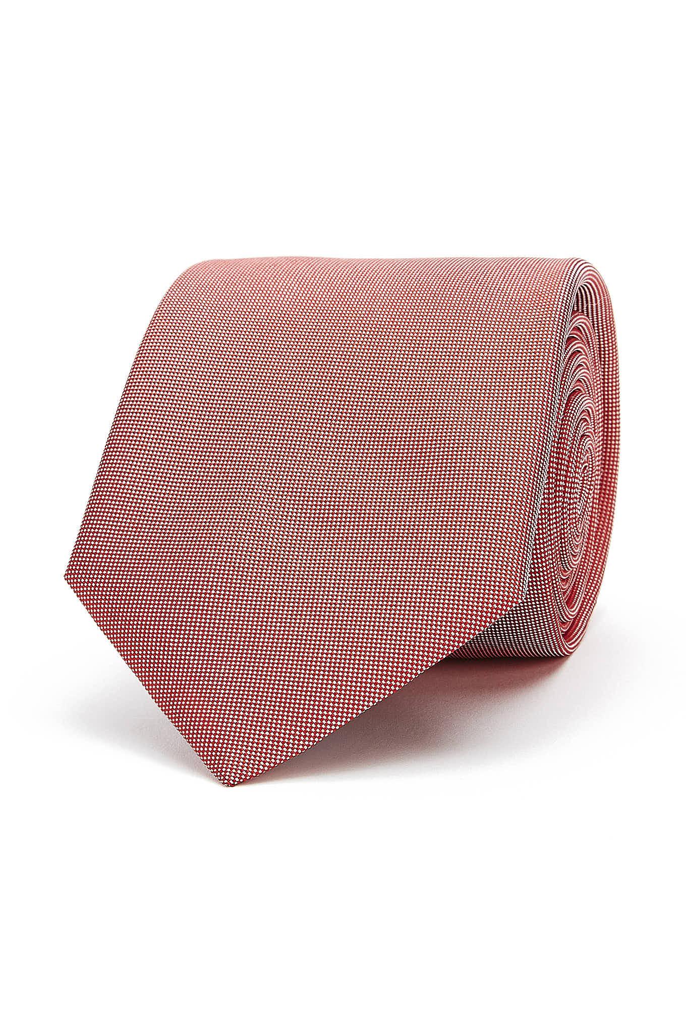 Gravata Vermelho Claro Classic Homem