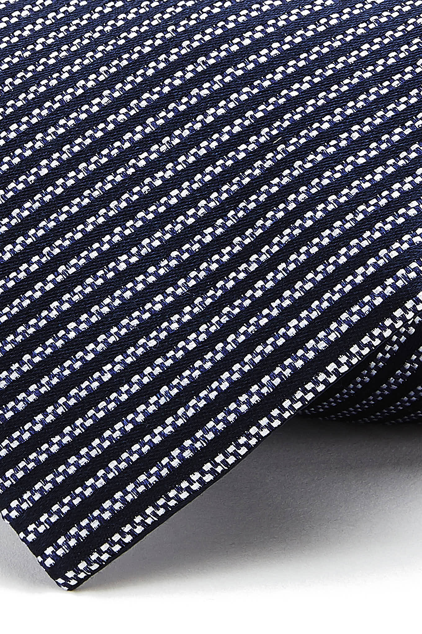 Tie Dark Blue Classic Man