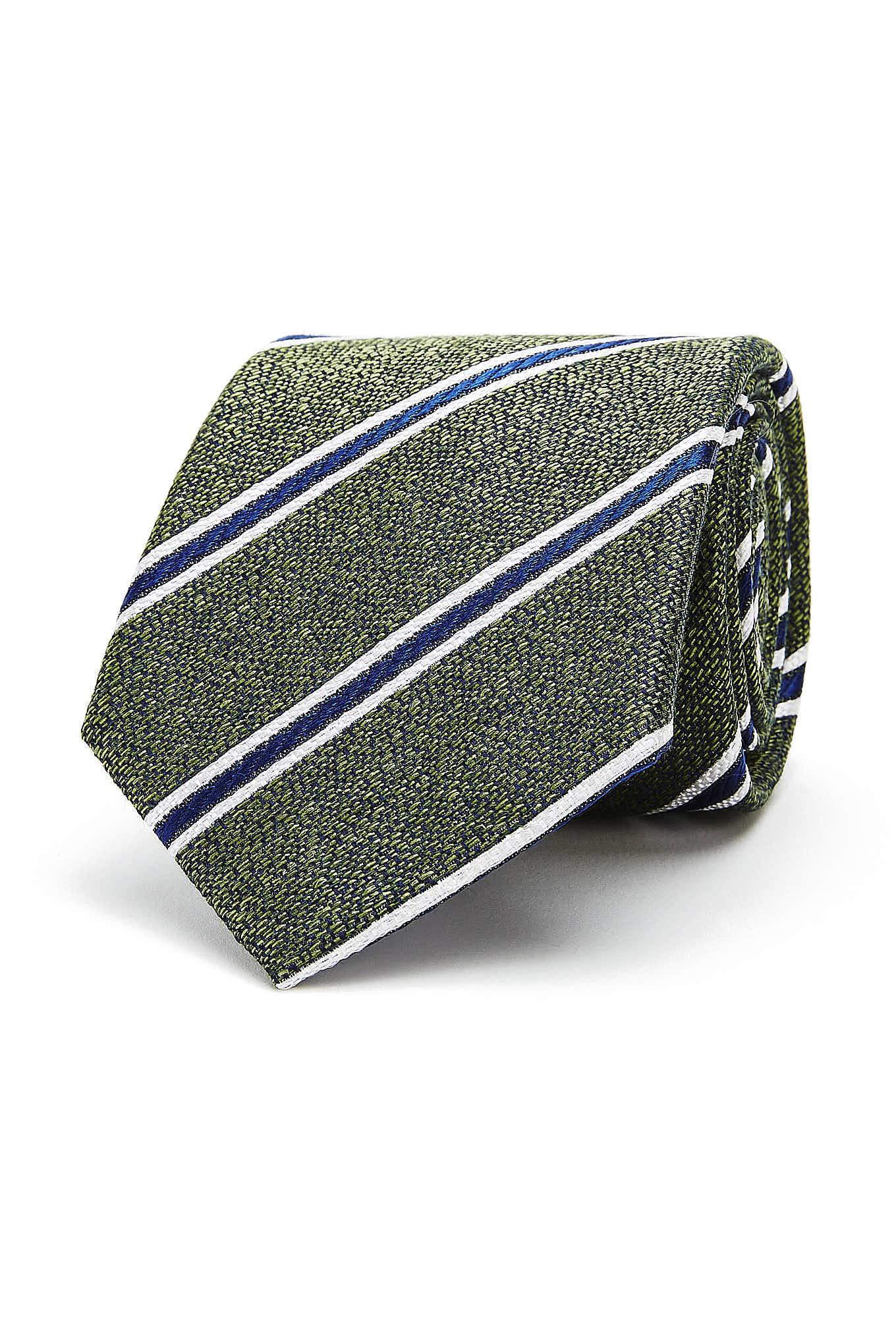 Gravata Verde Classic Homem