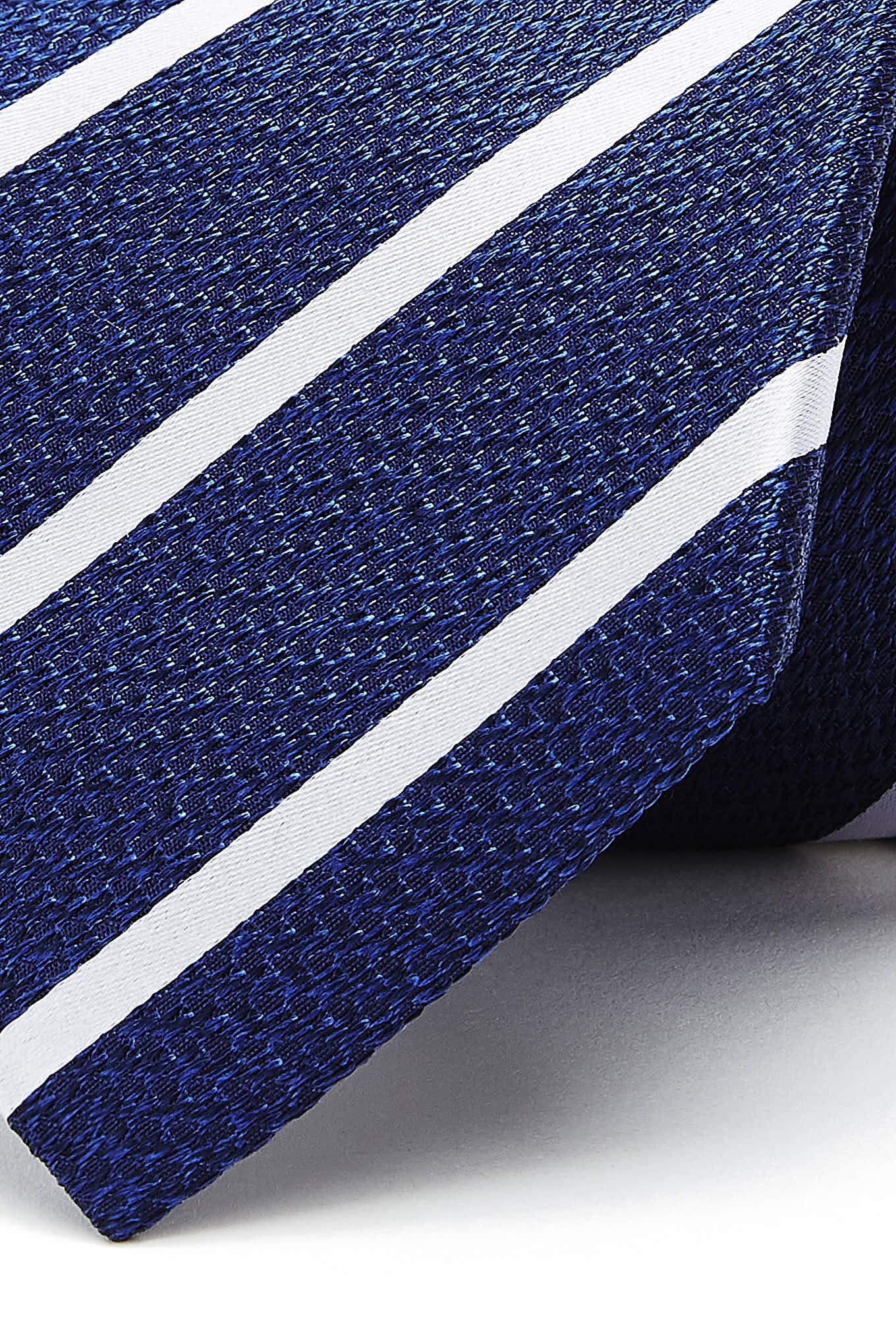 Gravata Azul Escuro Classic Homem