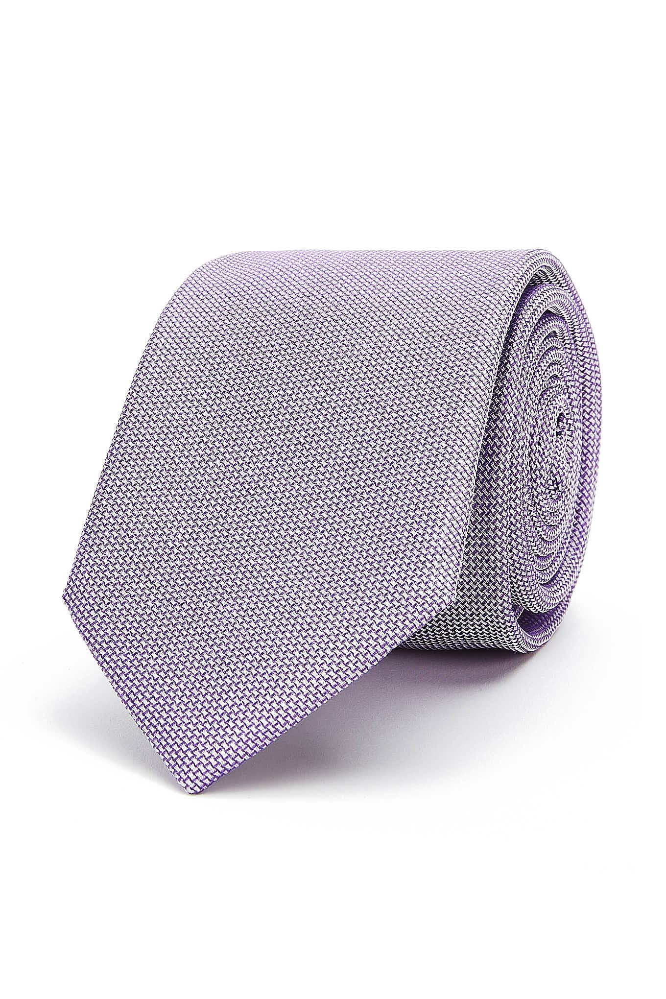 Gravata Púrpura Classic Homem