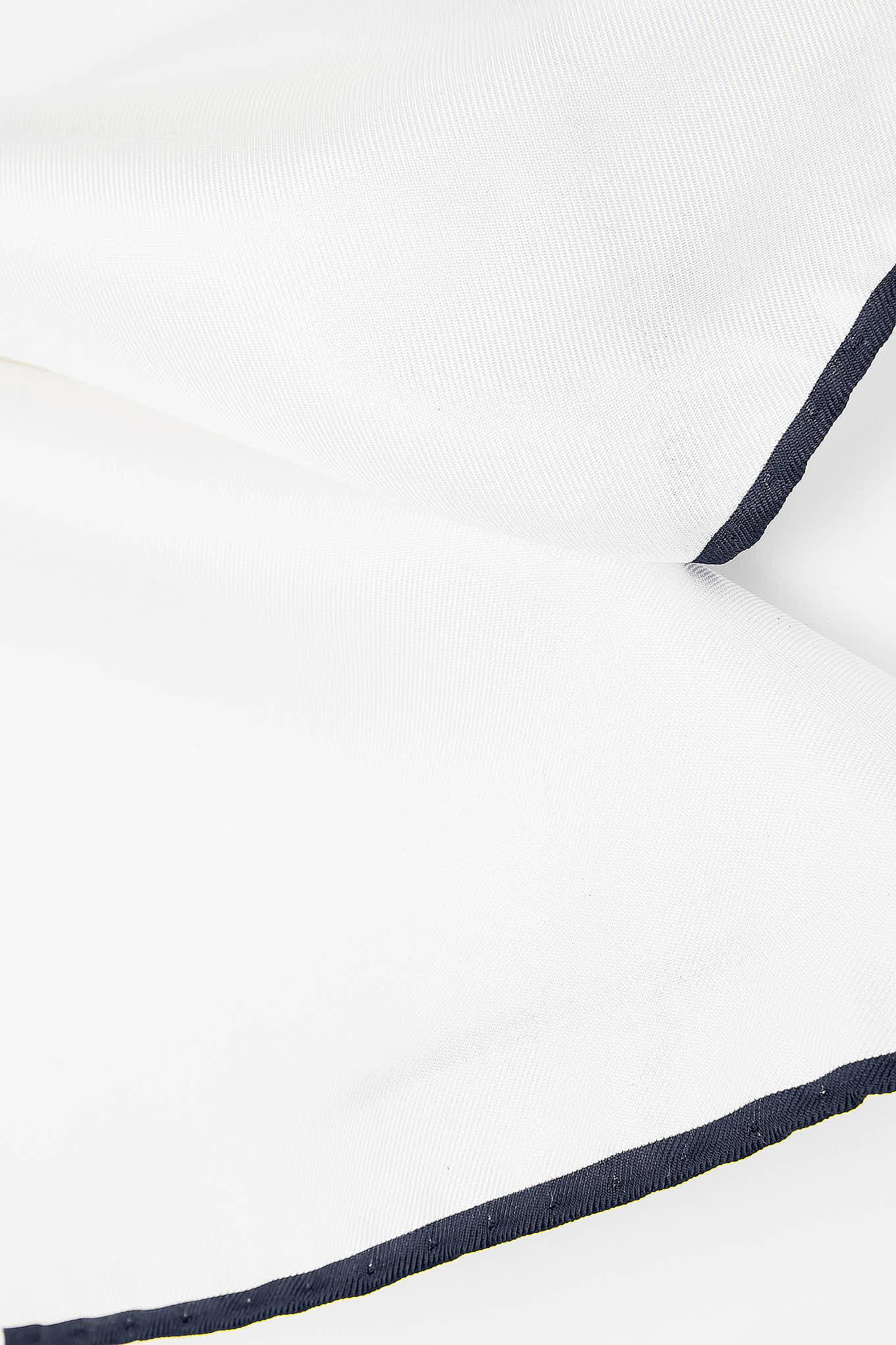 Lenço de Bolso Azul Escuro Classic Homem
