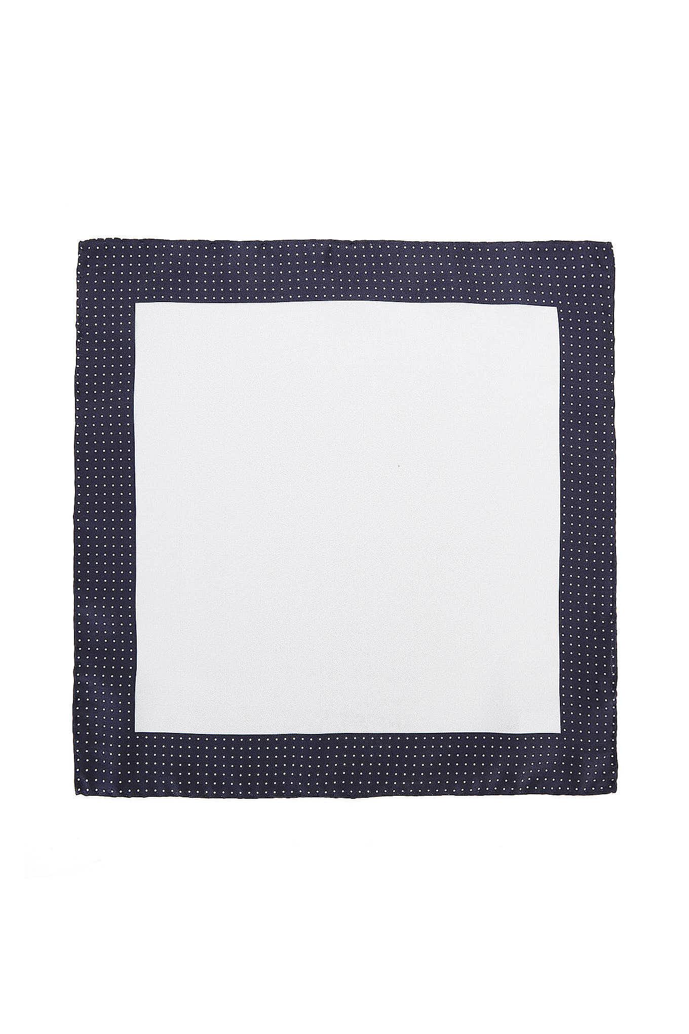 Handkerchief Grey Classic Man