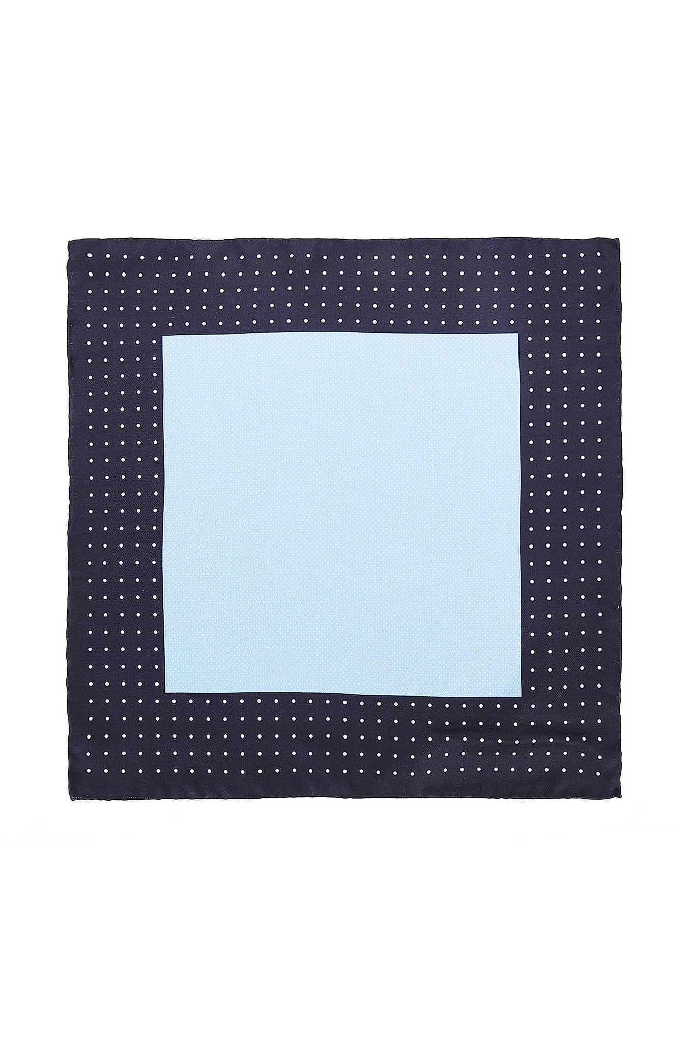 Handkerchief Light Blue Classic Man