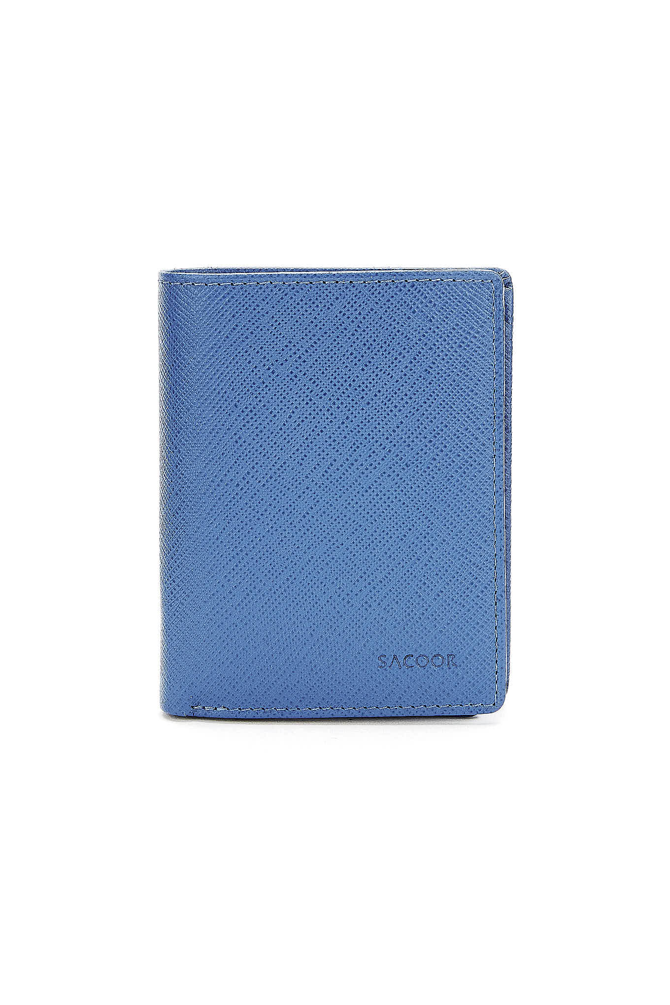 Wallet Blue Casual Man