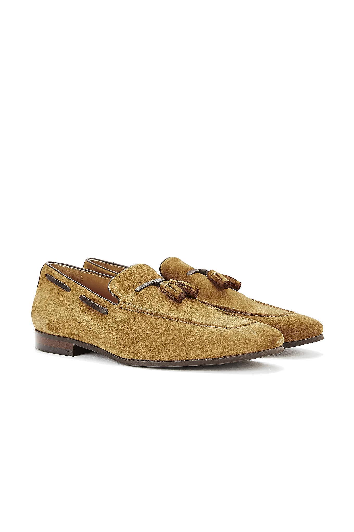 Sapatos Camel Casual Homem