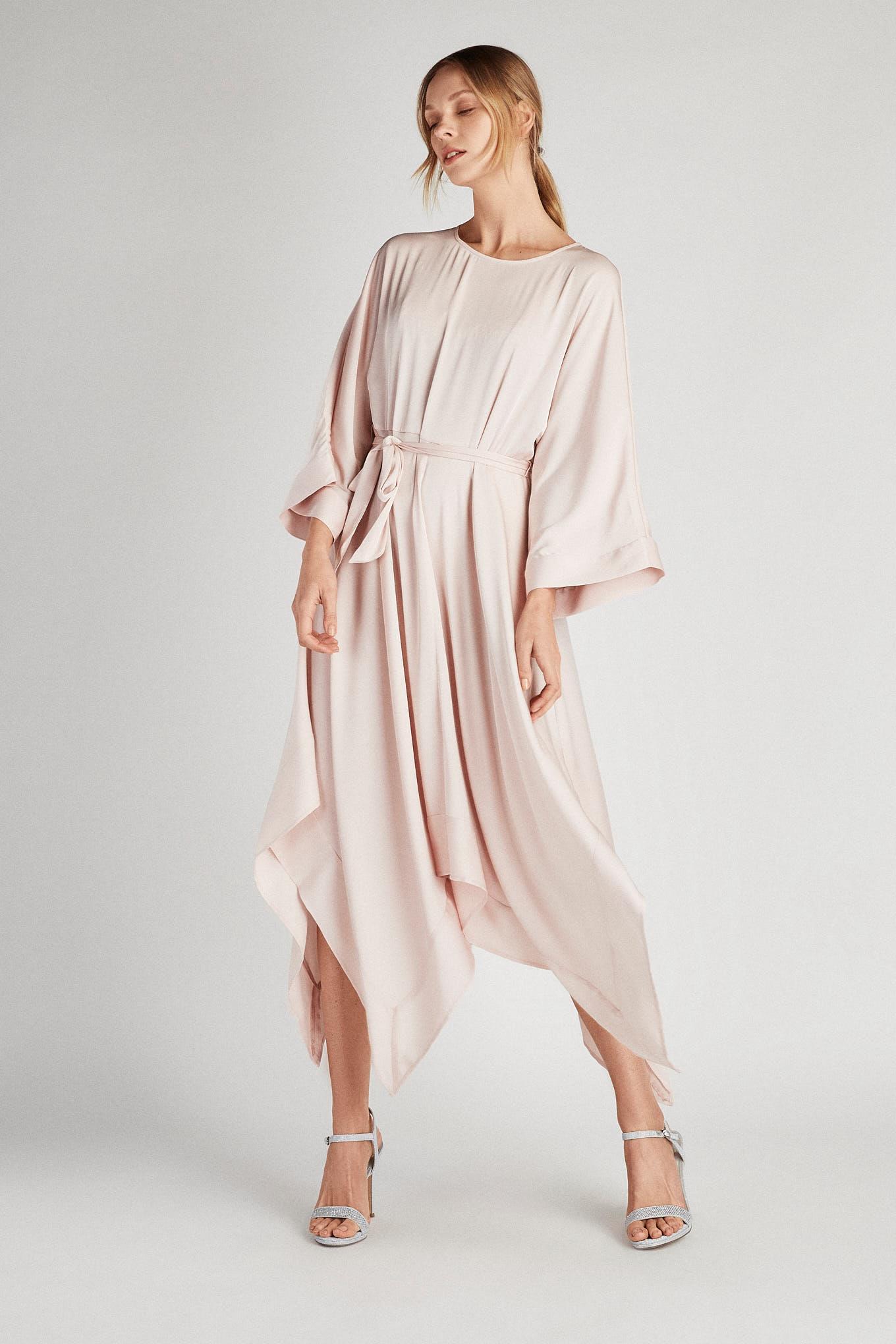 Vestido Rosa Pálido Fantasy Mulher