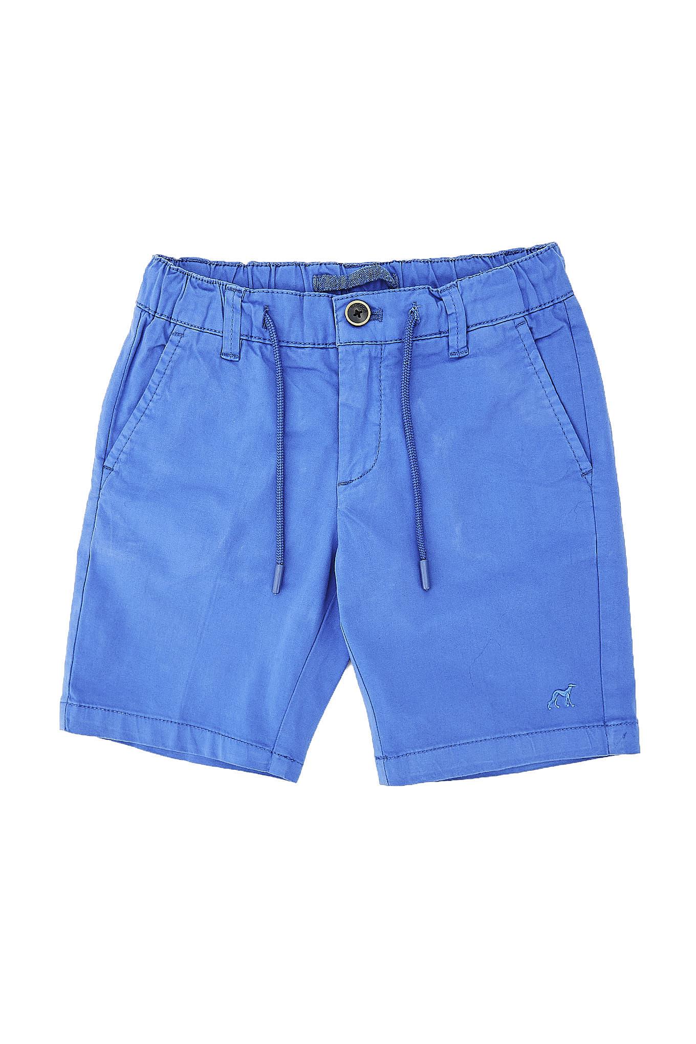 Bermuda Azul Casual Rapaz