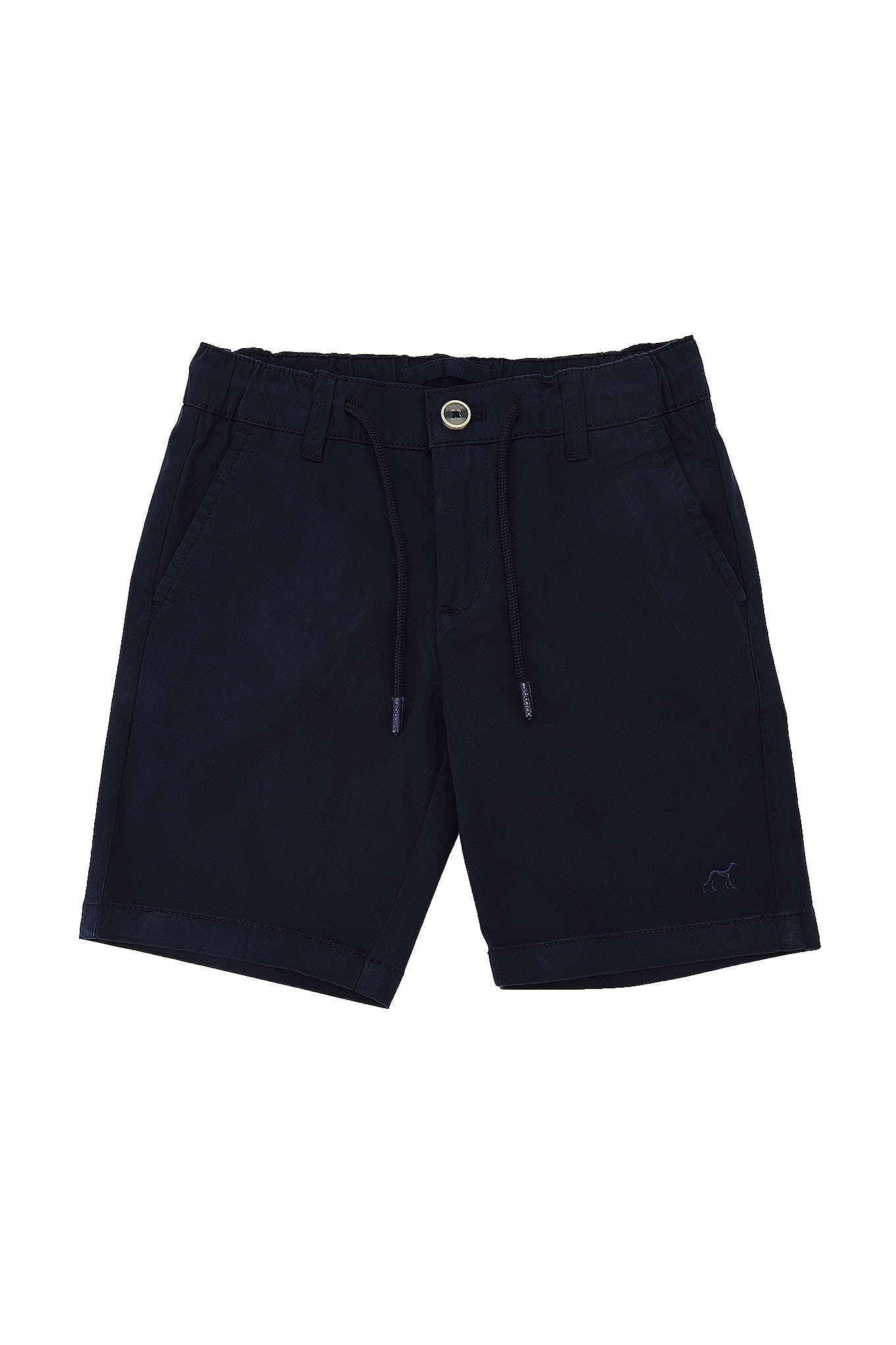 Bermuda Dark Blue Casual Boy