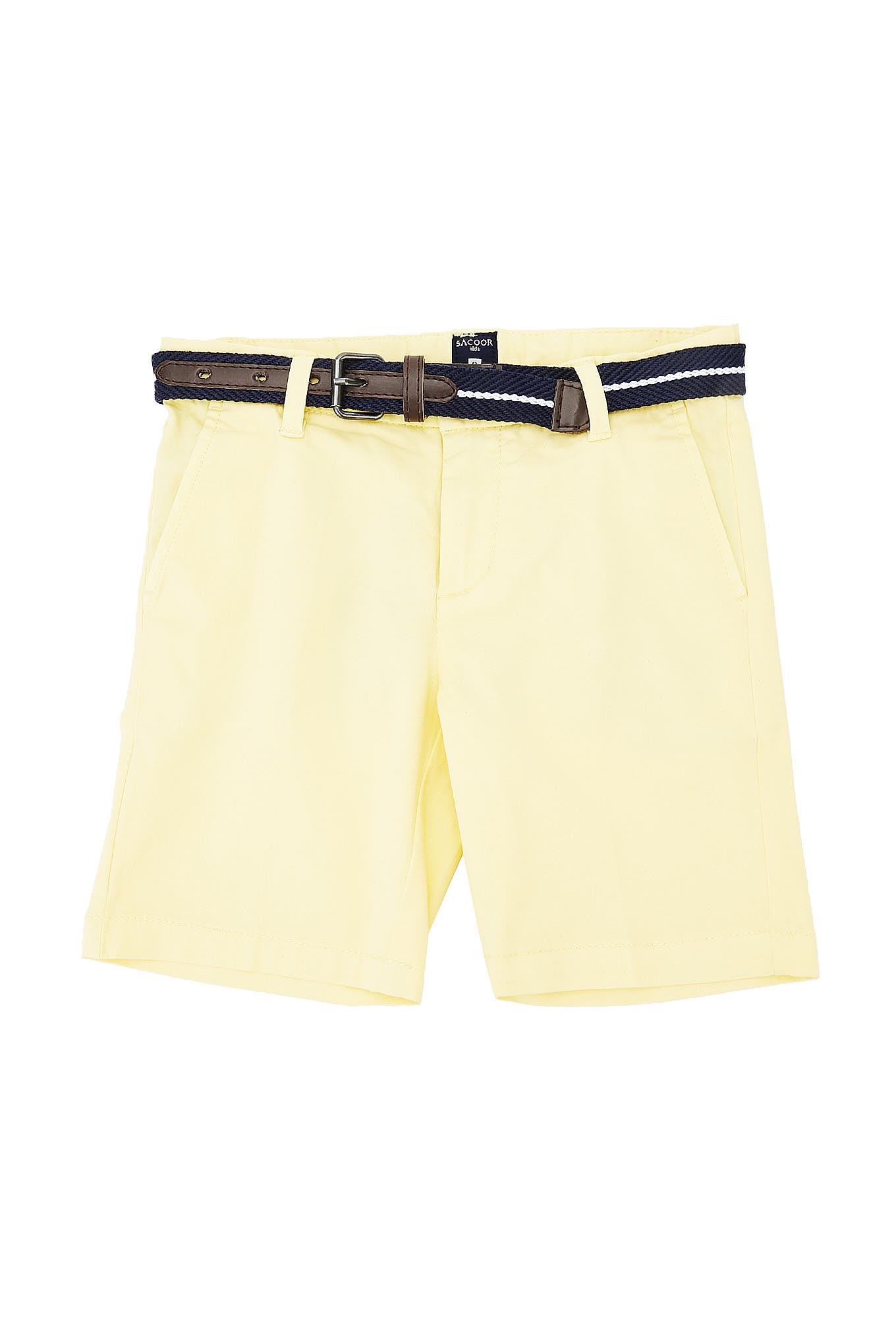 Bermuda Yellow Casual Boy