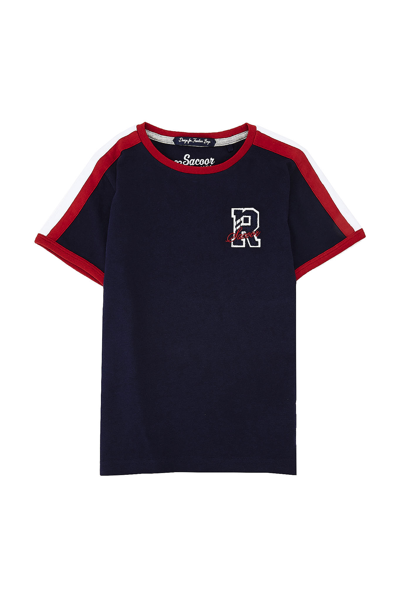 T-Shirt Dark Blue Sport Boy