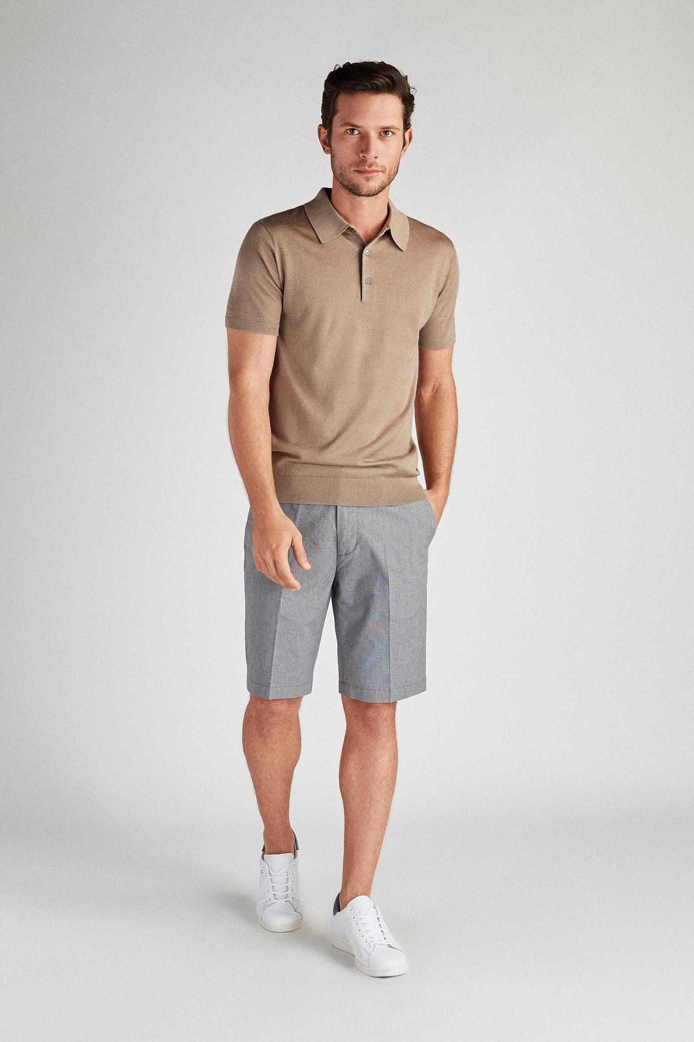 Bermuda Dark Grey Sport Man