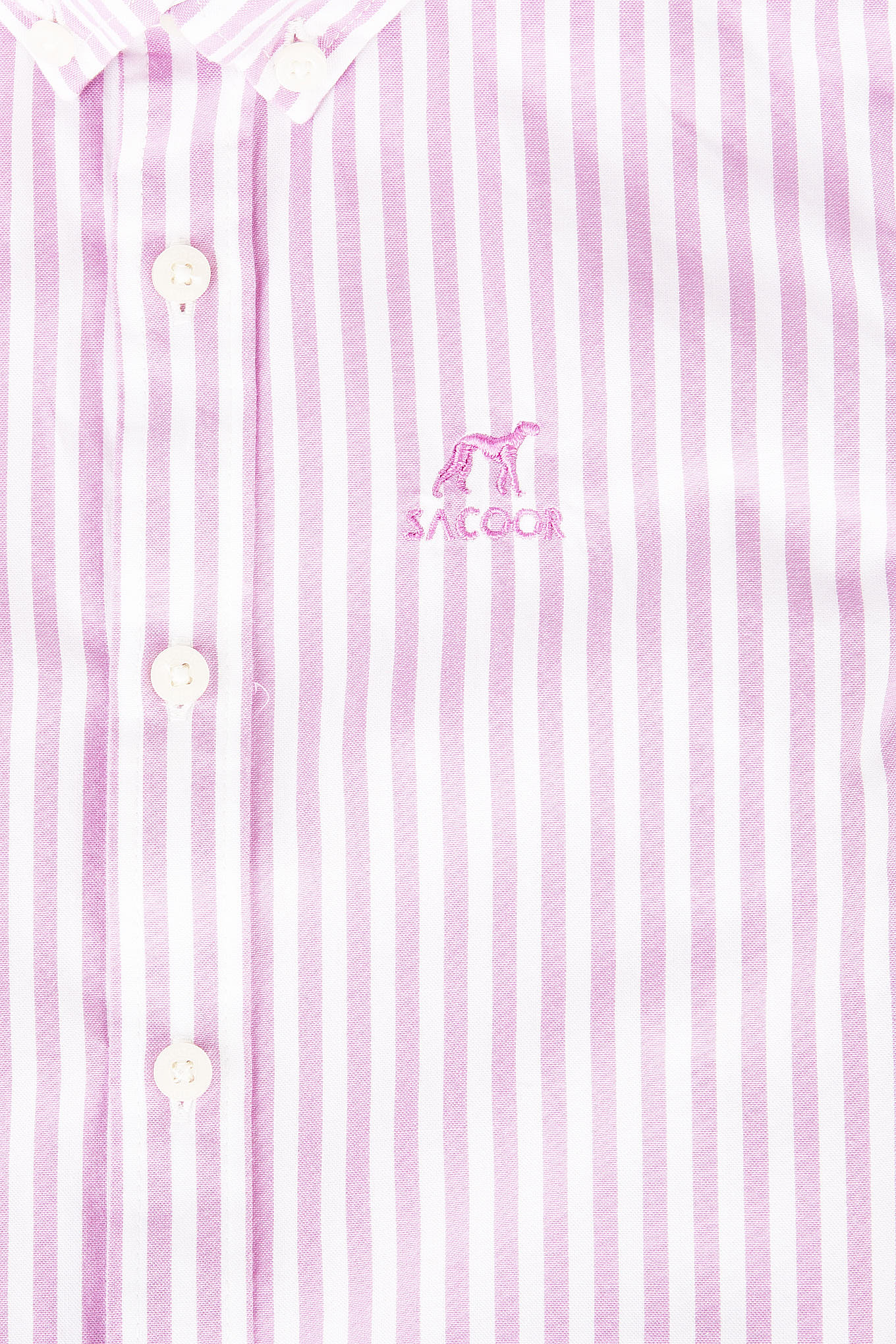 Shirt Pink Casual Boy