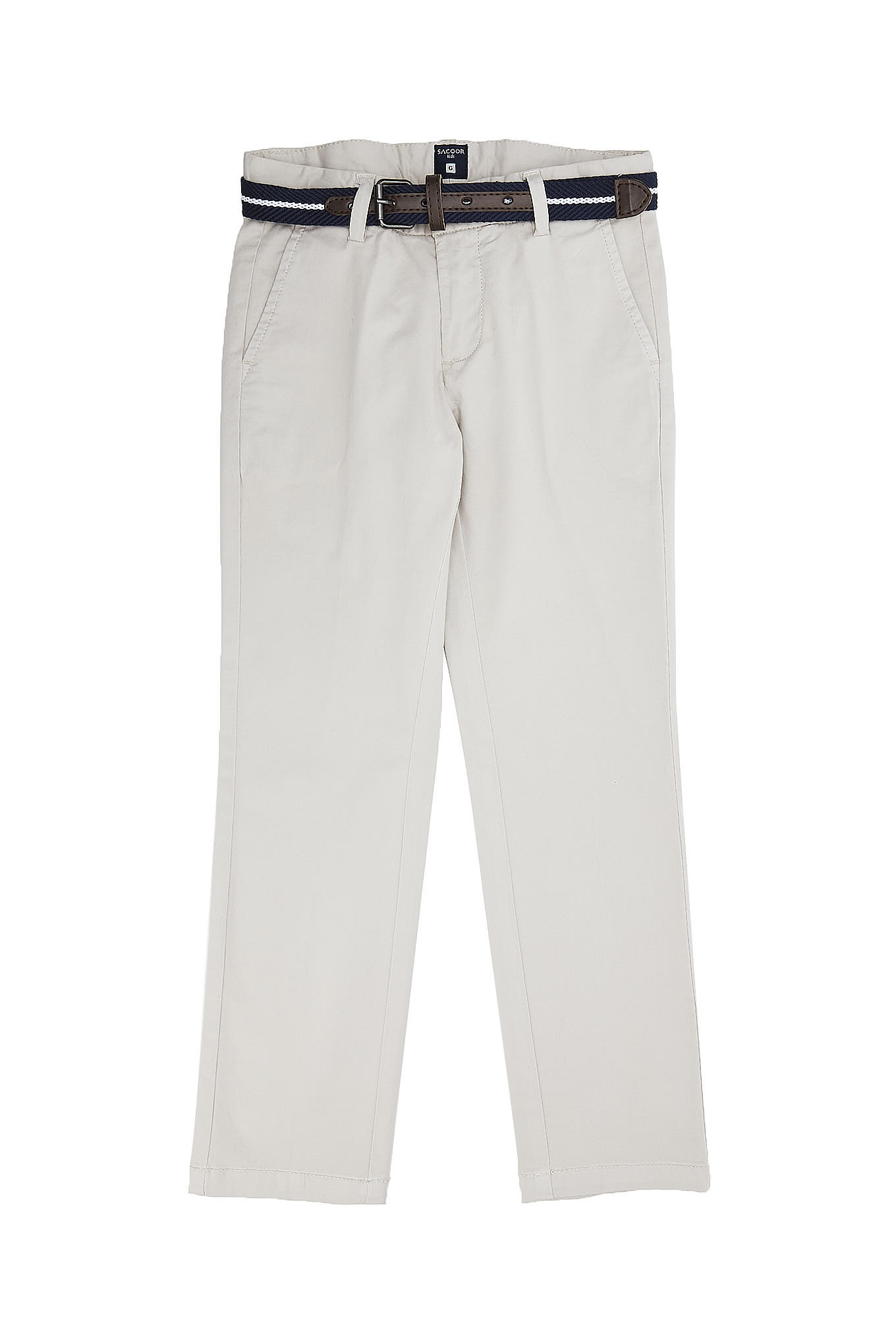 Chino Trousers Sand Casual Boy
