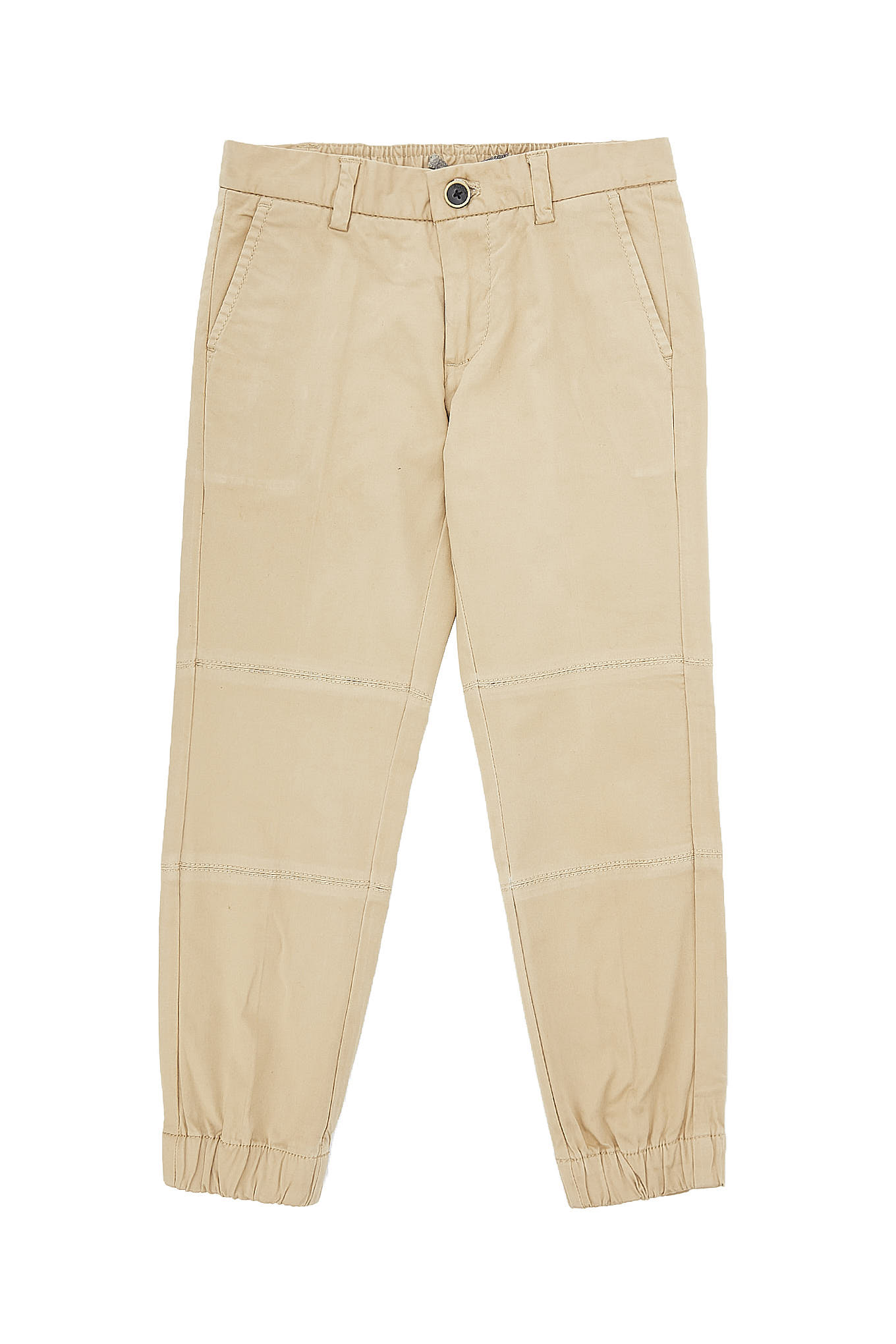 Chino Trousers Beige Casual Boy