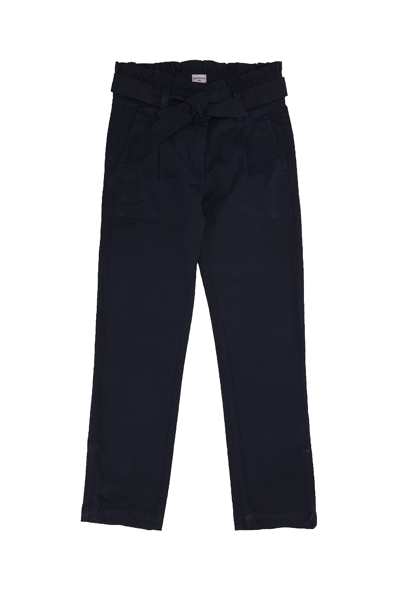 Chino Trousers Dark Blue Sport Girl
