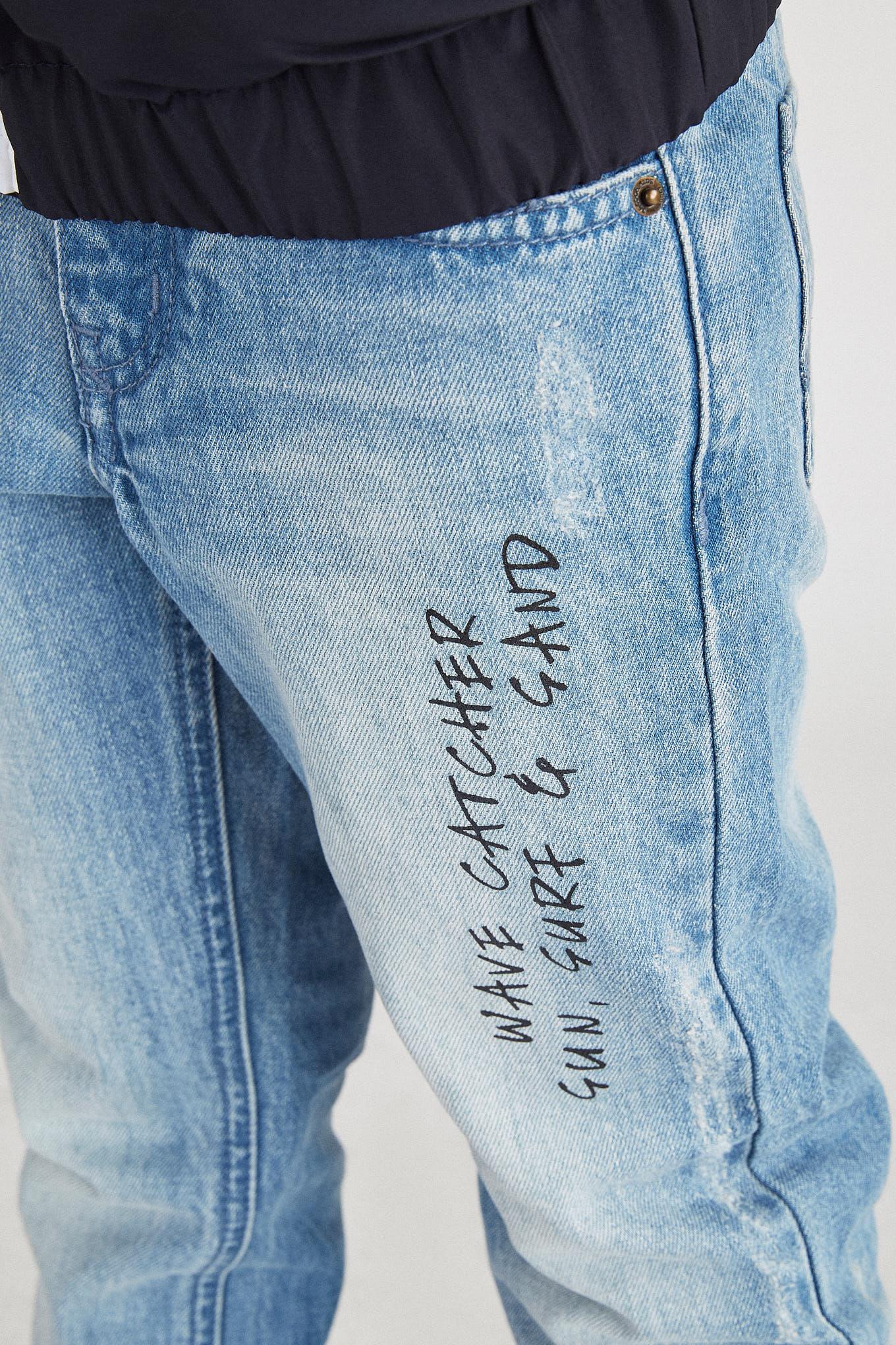 Jeans Light Blue Casual Boy