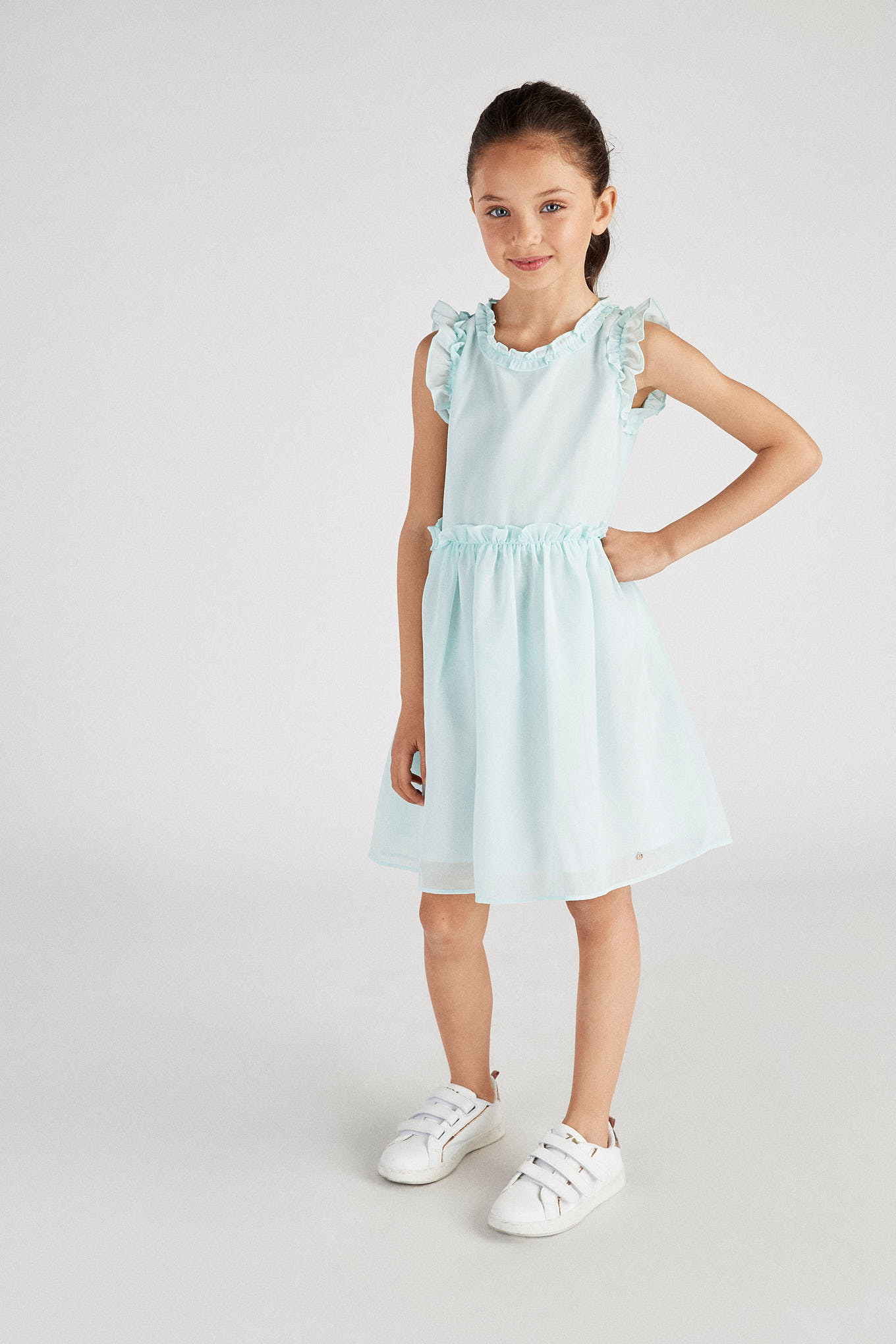 Dress Aqua Fantasy Girl