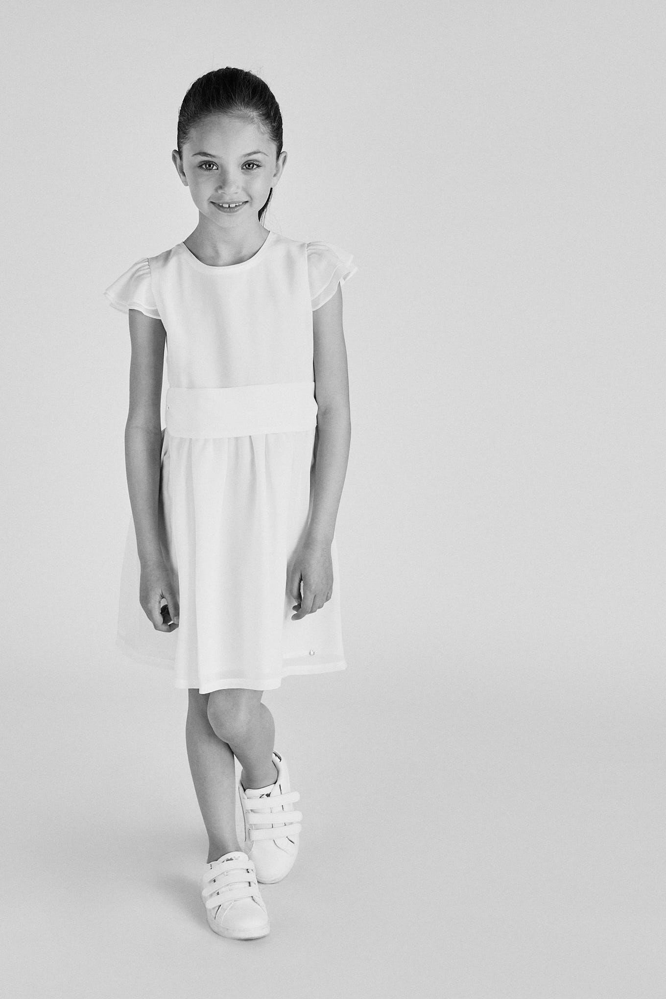 Dress Ecru Fantasy Girl