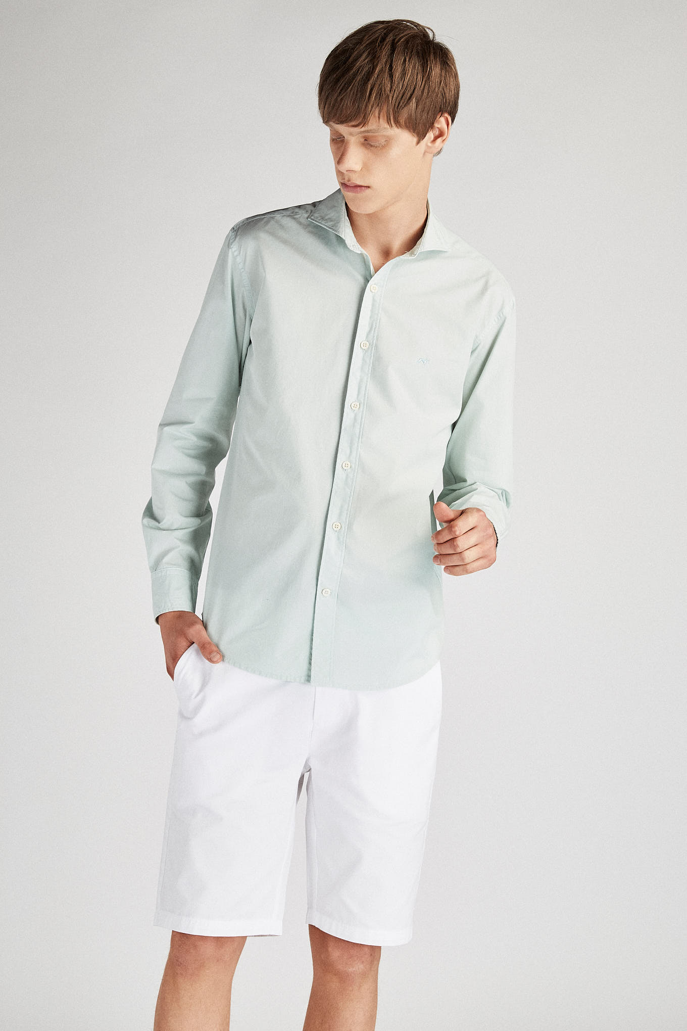 Shirt Aqua Sport Man
