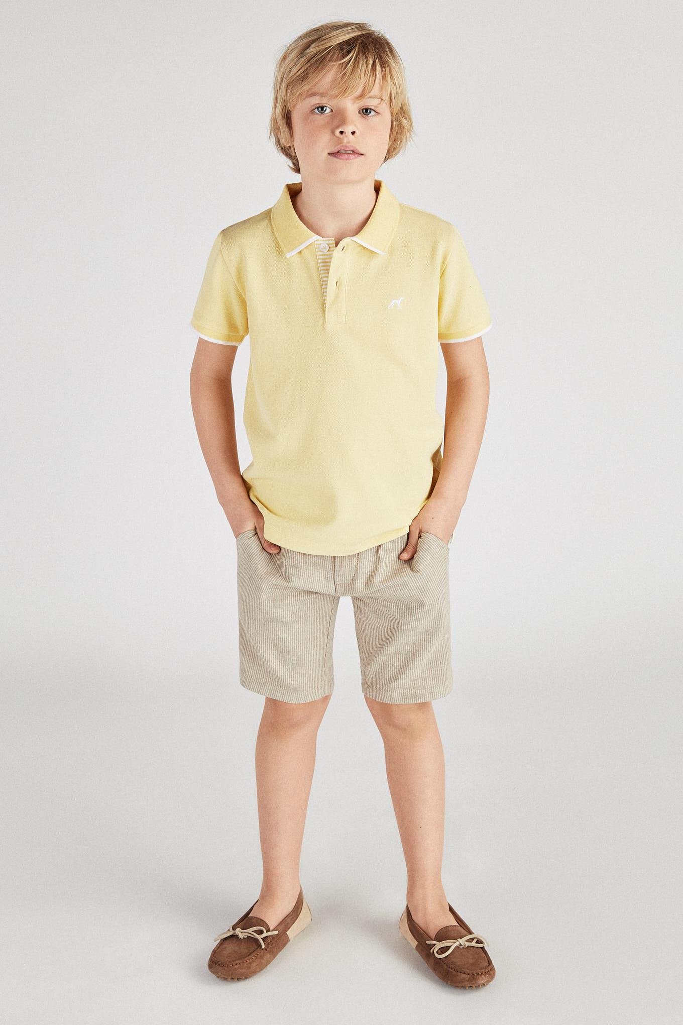 Bermuda Stone Casual Boy
