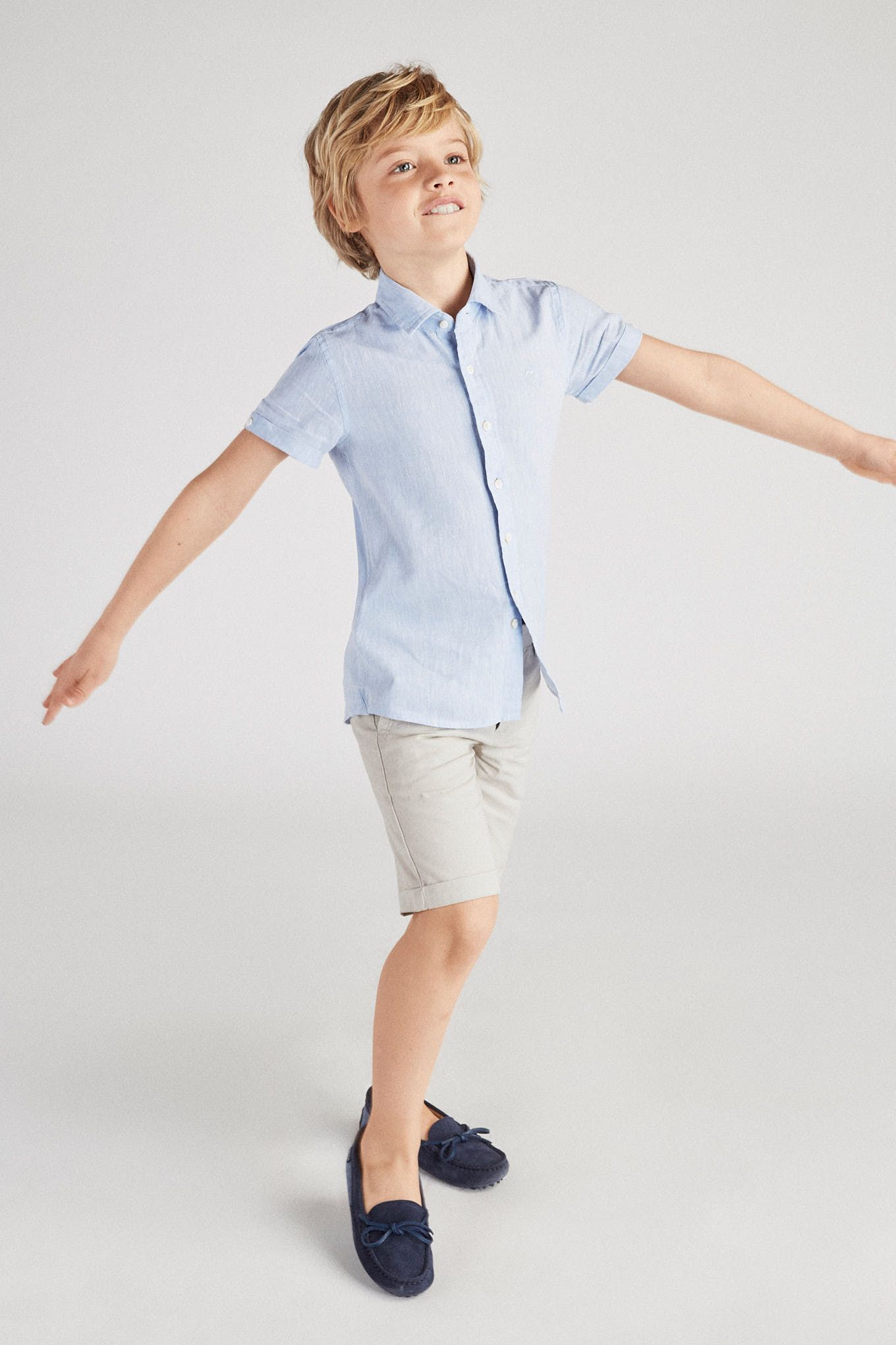 Bermuda Sand Casual Boy