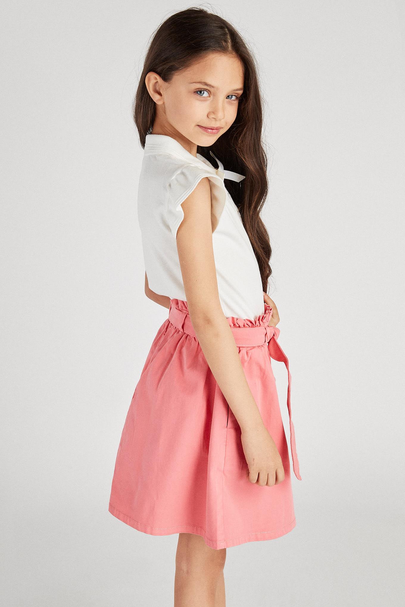 Skirt Pink Sport Girl