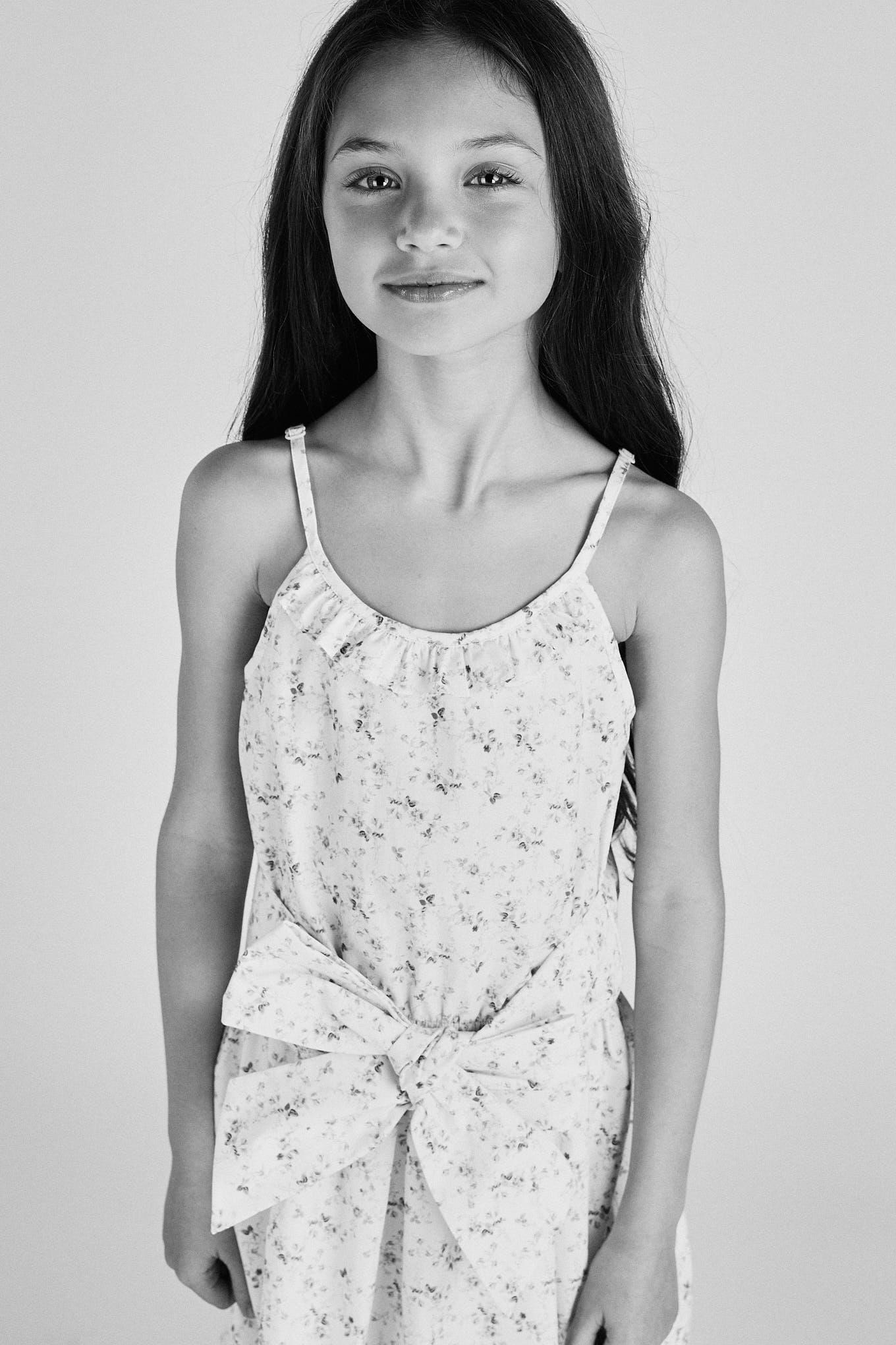 Dress White Fantasy Girl