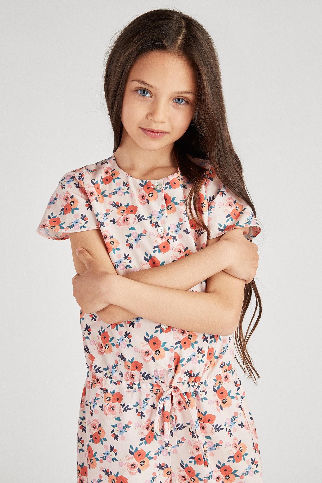 Macacão Rosa Fantasy Rapariga