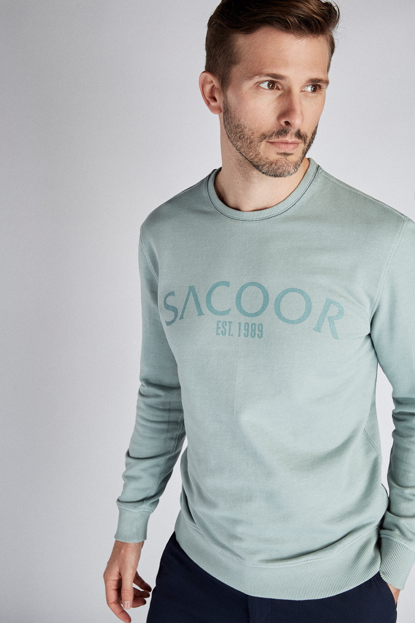 Sweatshirt Mint Sport Man