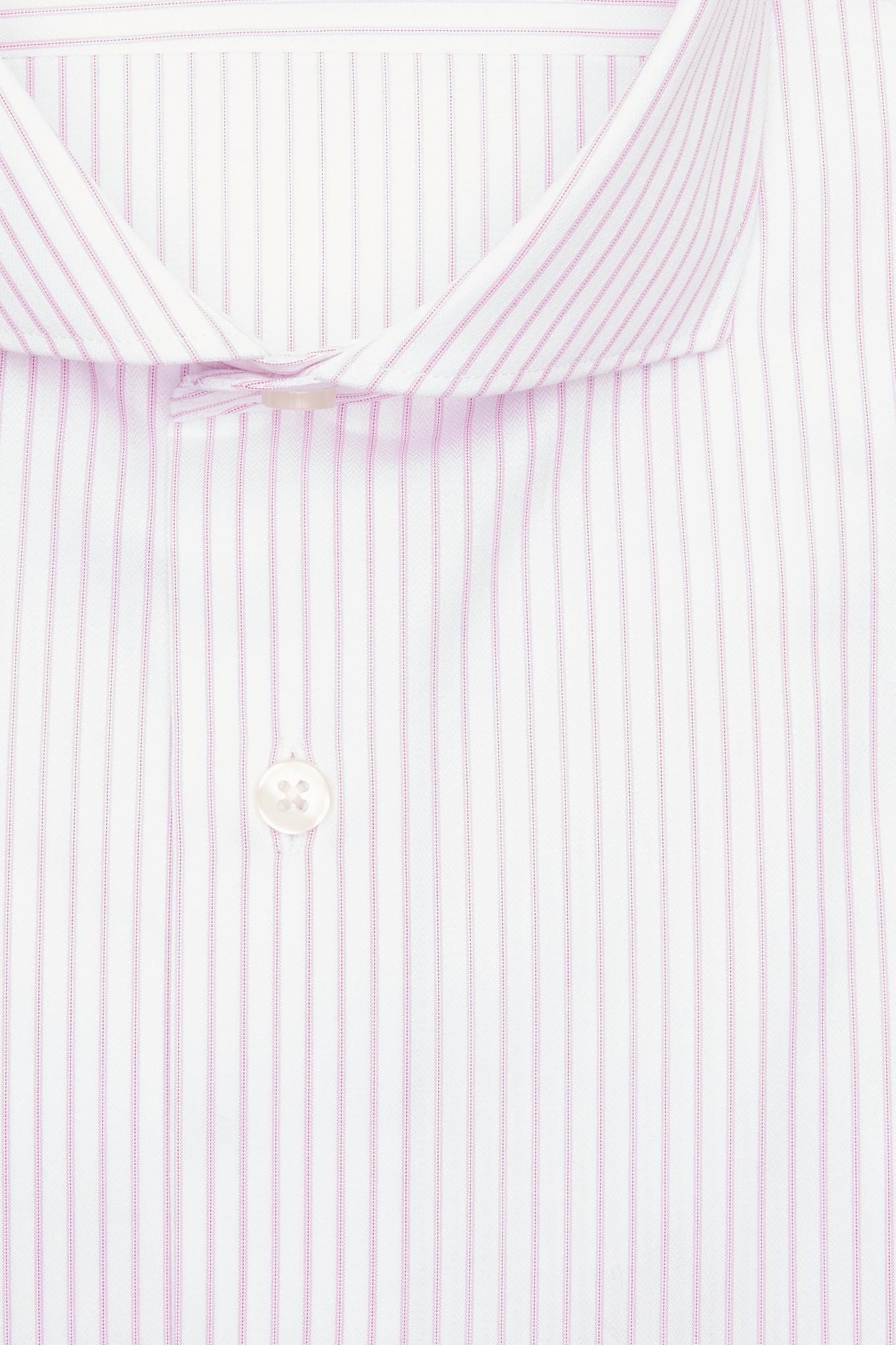 Camisa Rosa Classic Homem
