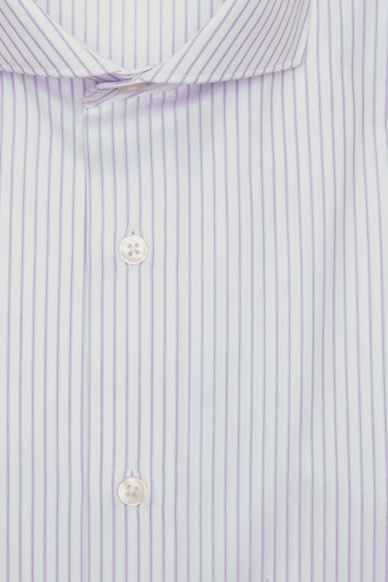 Camisa Lilás Classic Homem