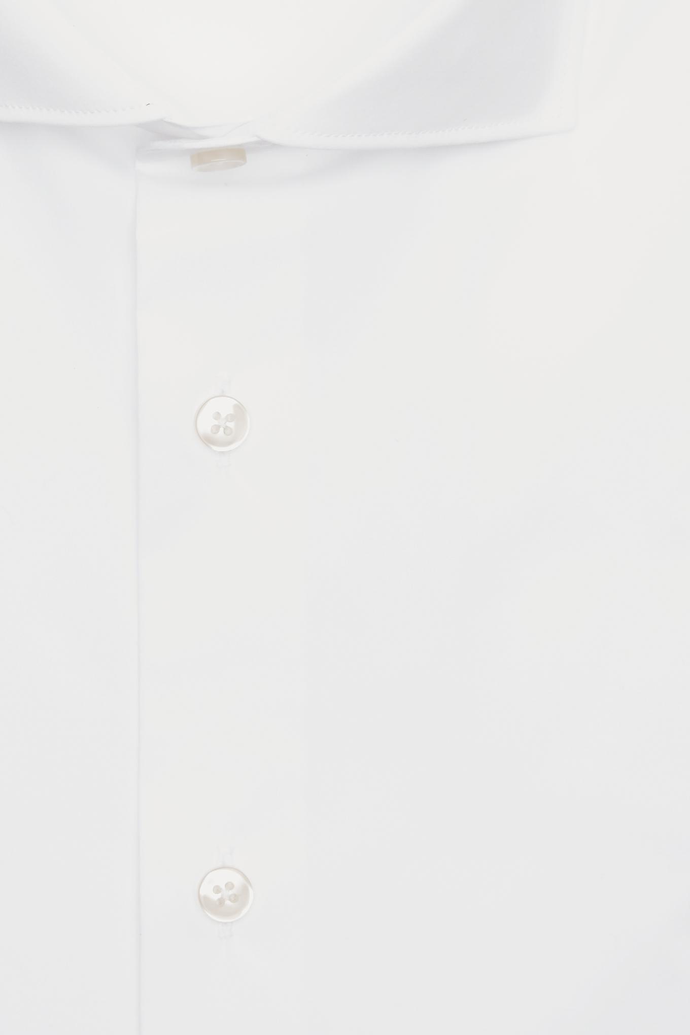 Camisa Branco Classic Homem