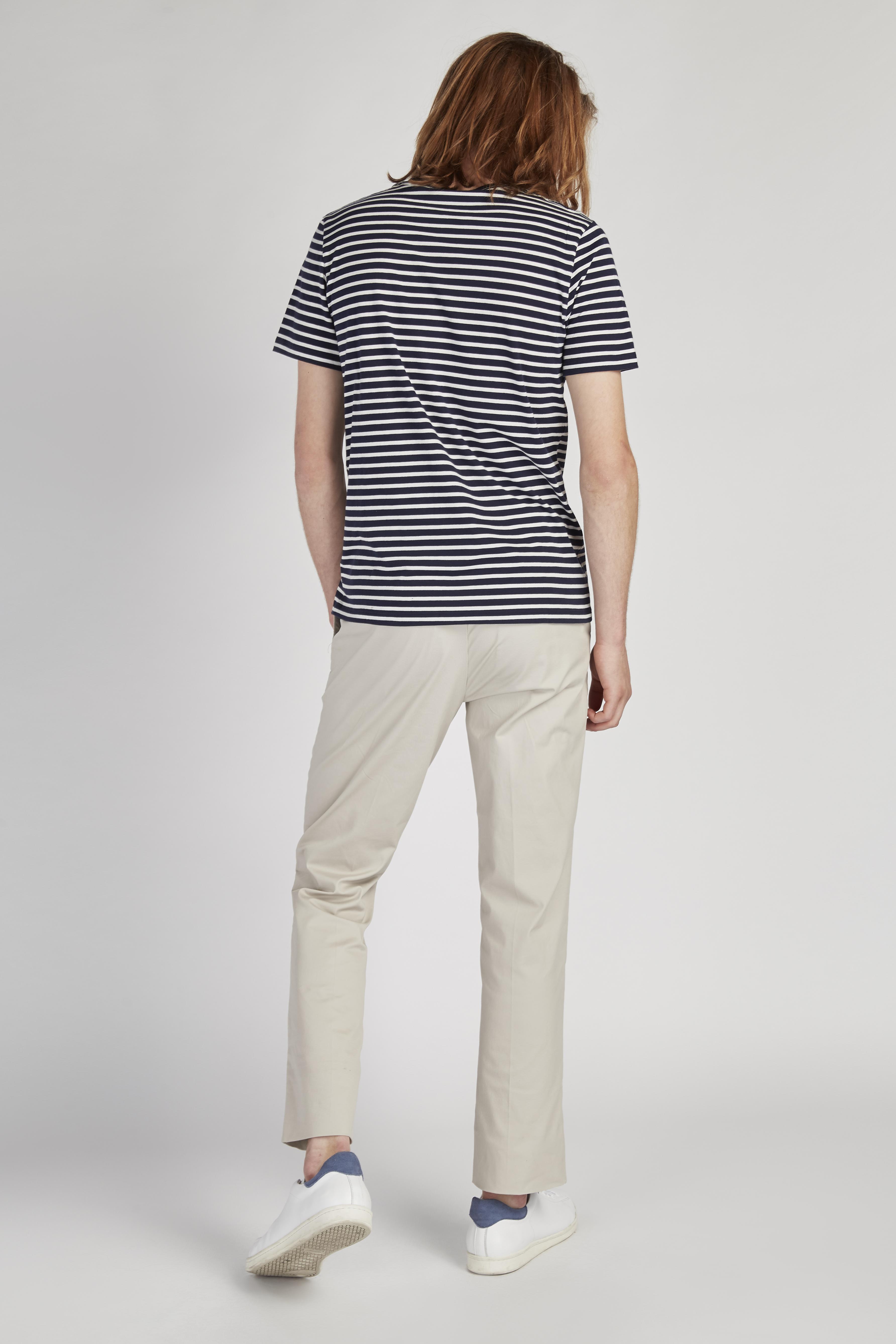 Chino Trousers Sand Sport Man