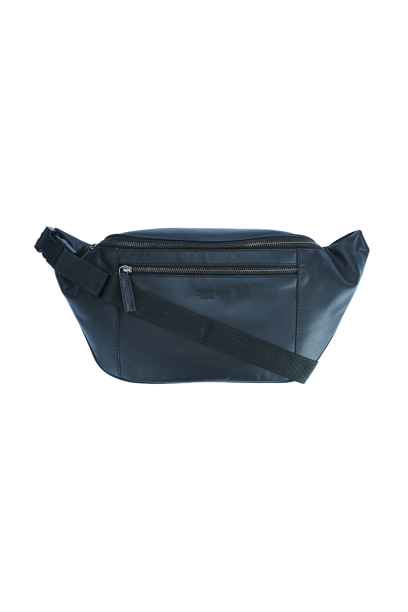 Bag Black Casual Man