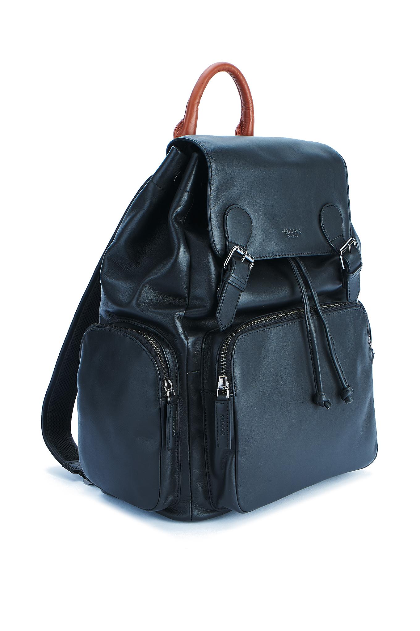 Backpack Black Casual Man