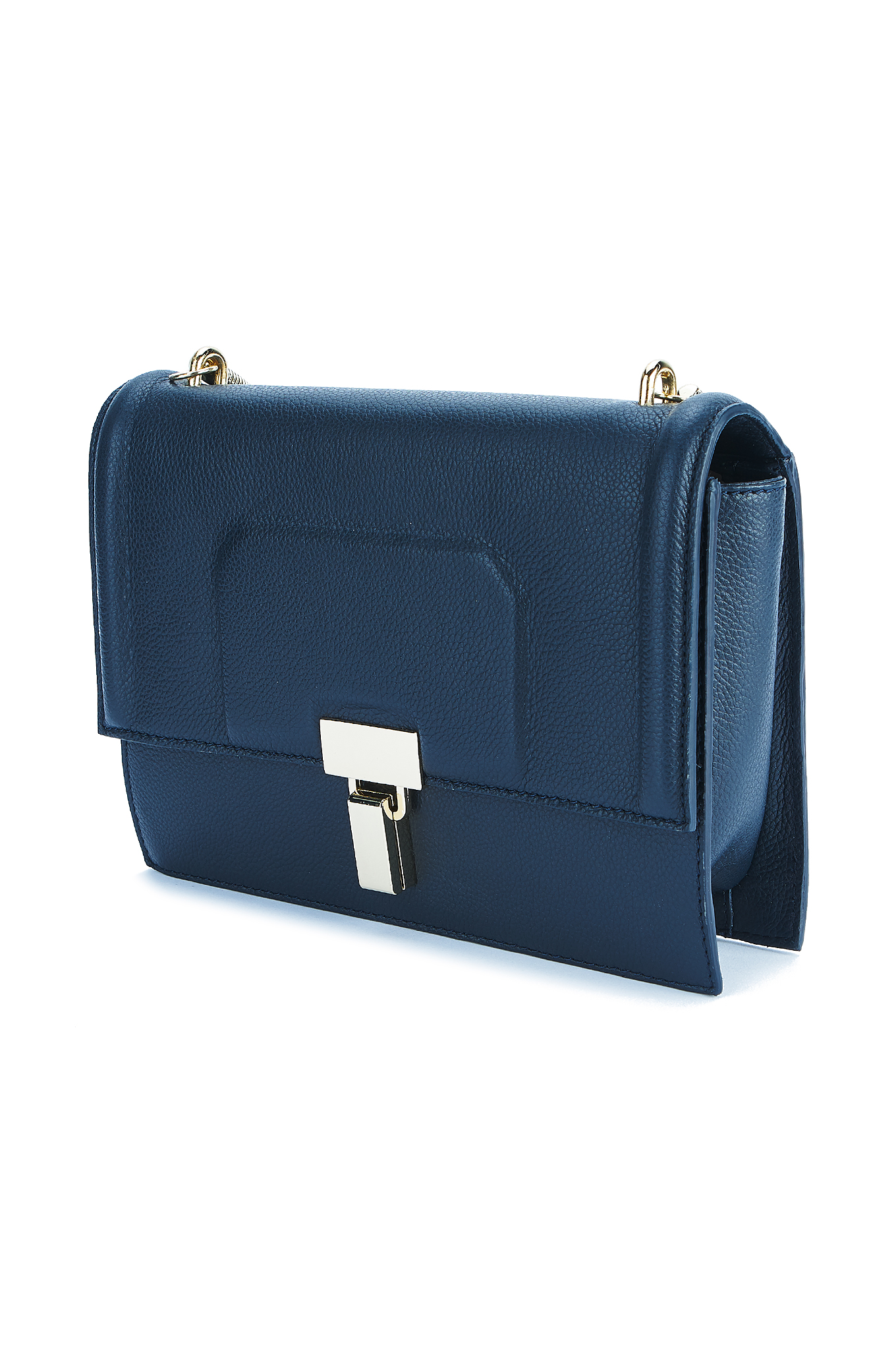 Bag Dark Blue Classic Woman