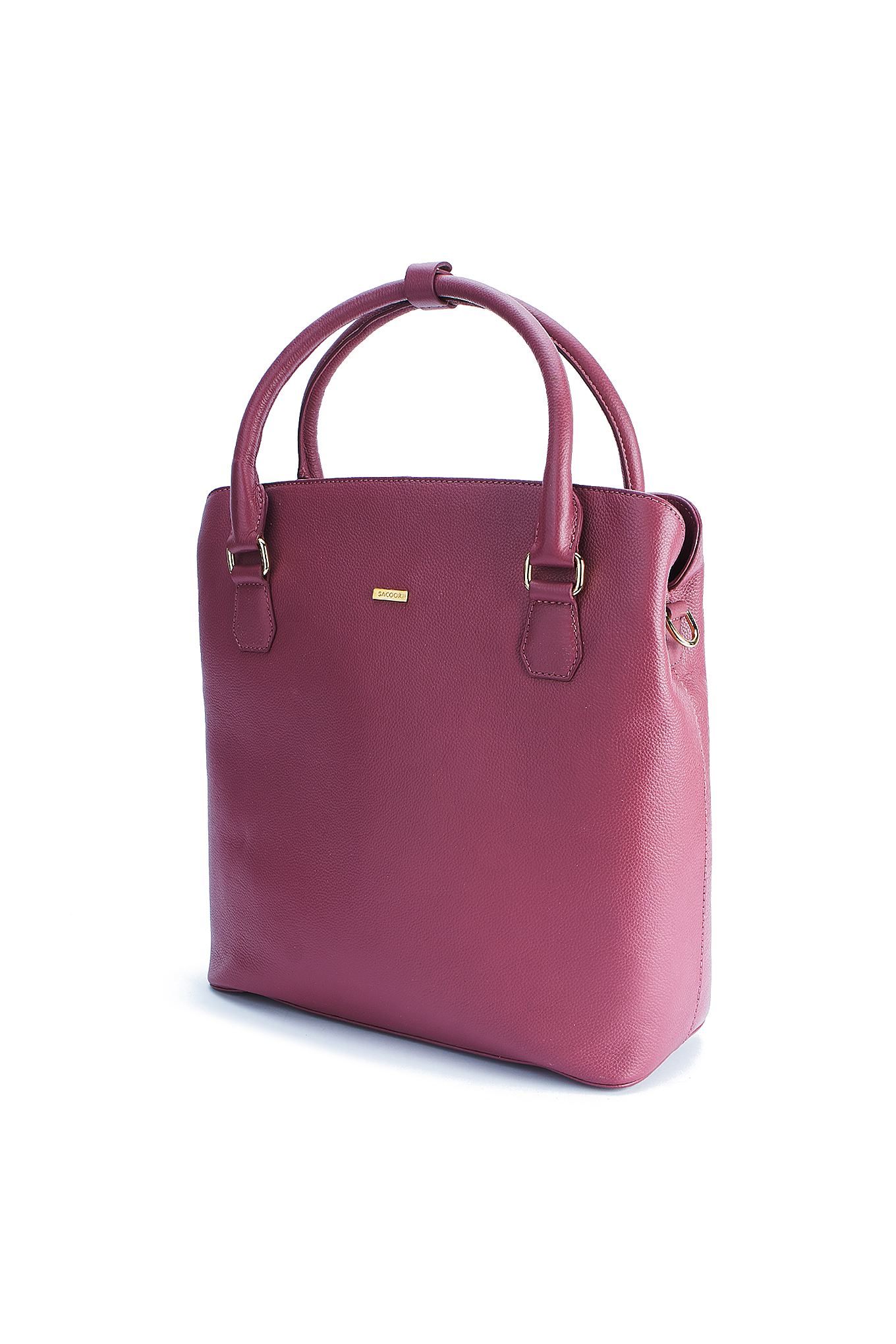 Bag Dark Pink Classic Woman
