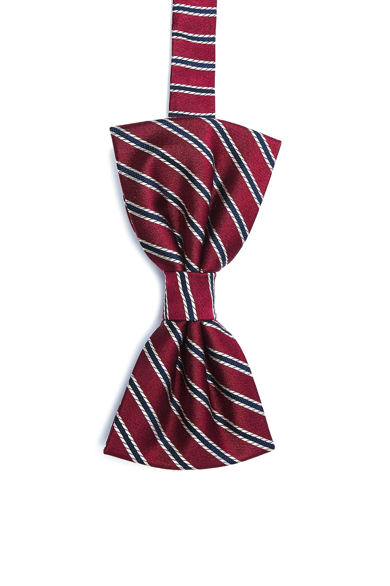 Bow Tie Bordeaux Casual Man