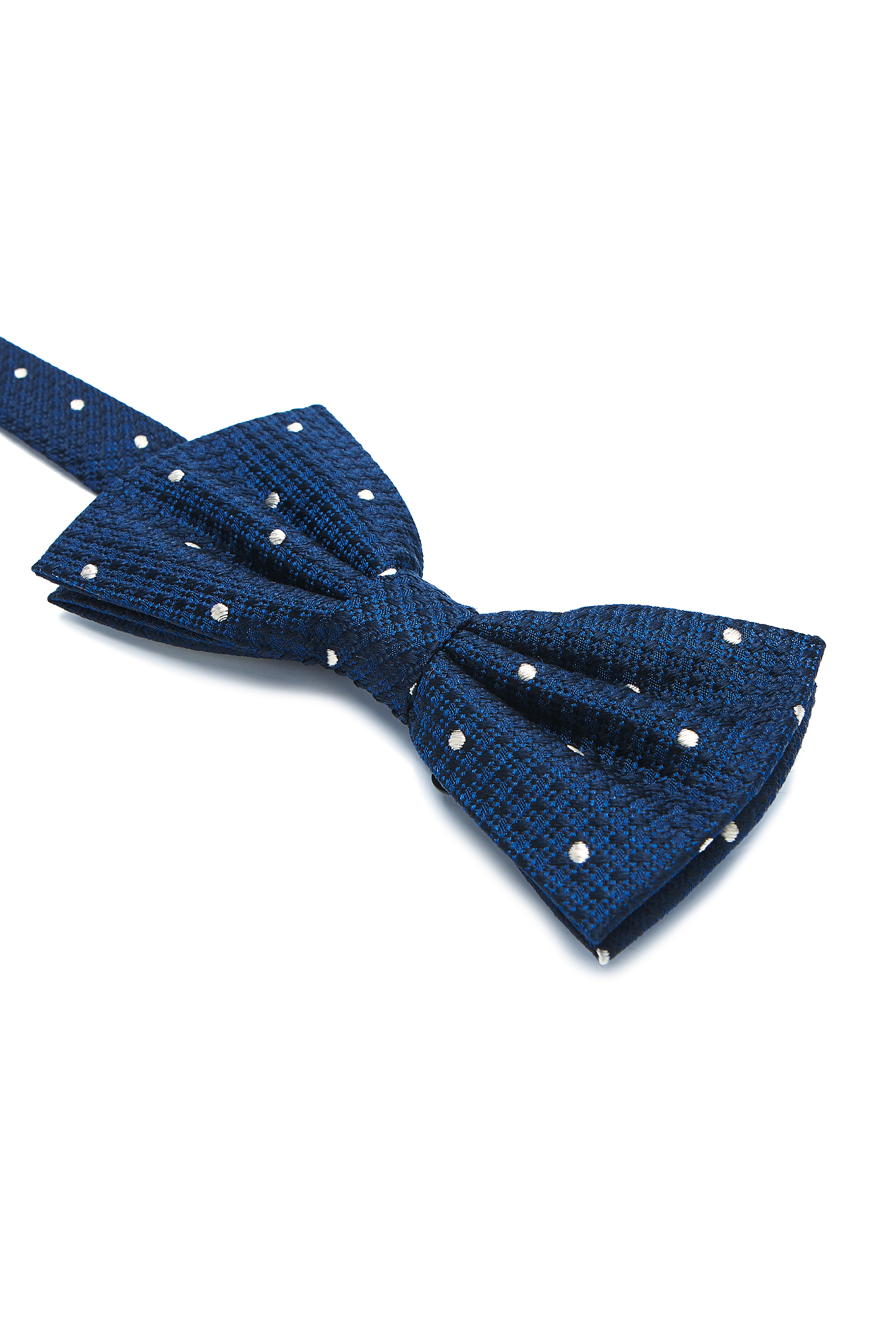 Bow Tie Dark Blue Casual Man