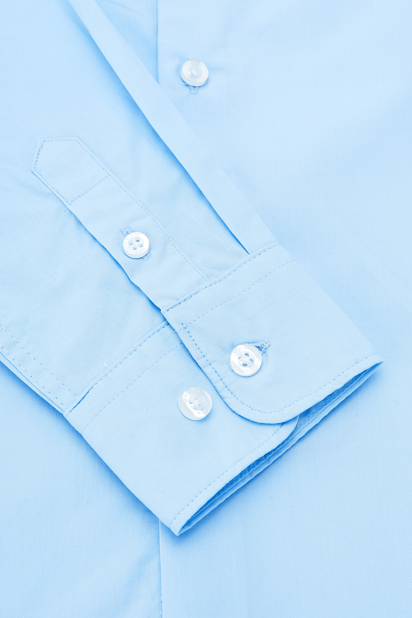 Shirt Light Blue Classic Boy