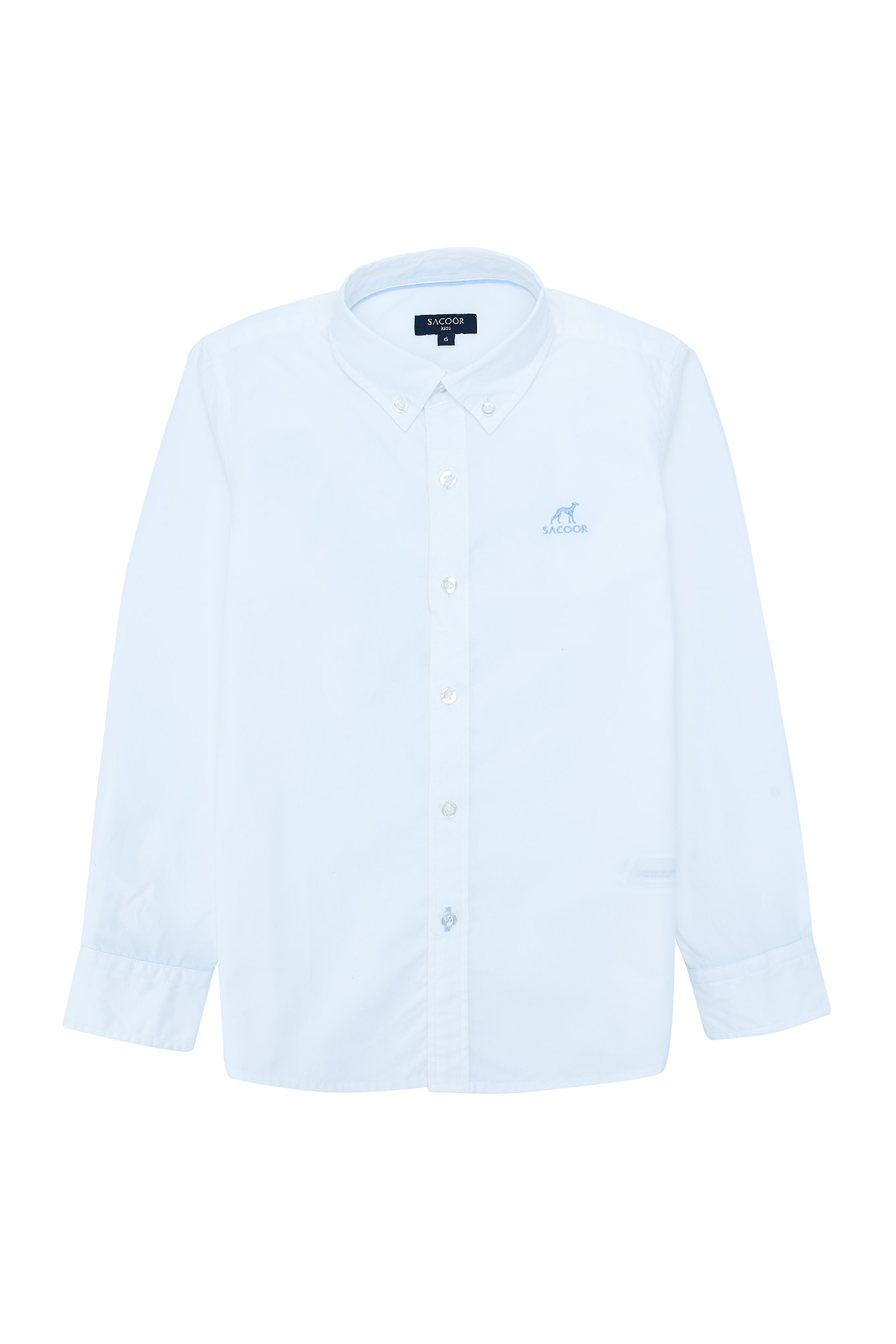 Camisa Branco Classic Rapaz