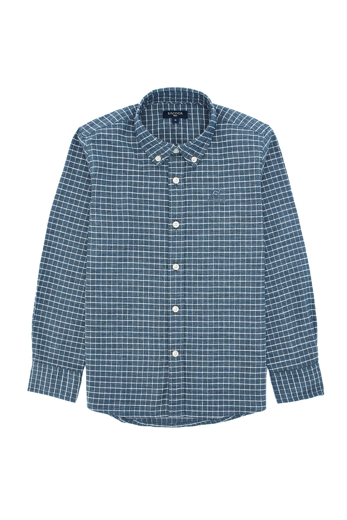 Shirt Grey Casual Boy