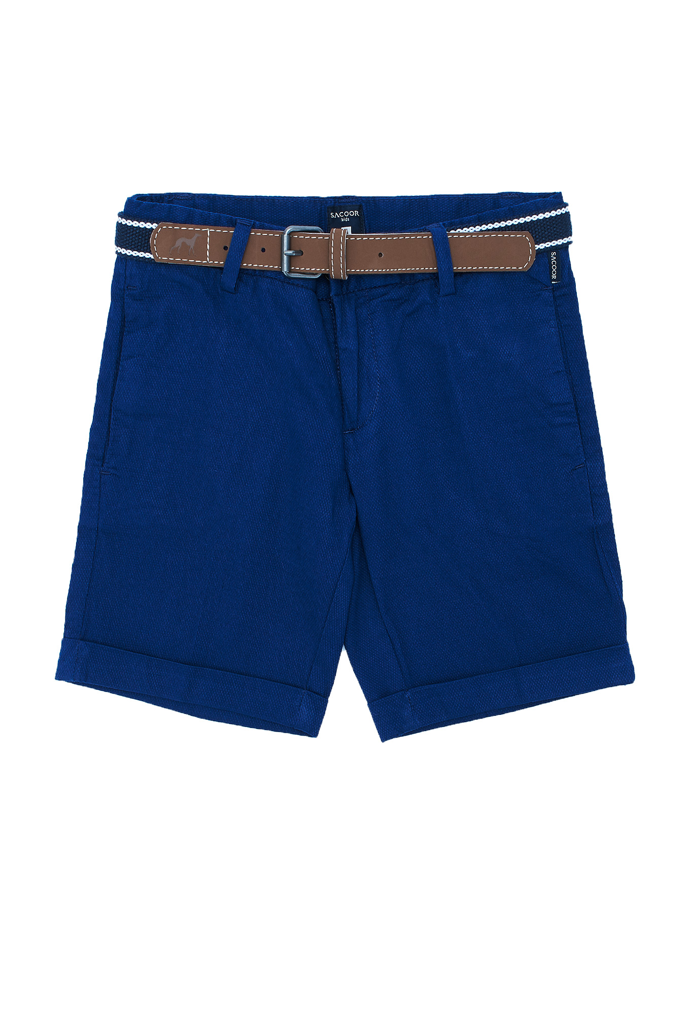 Bermuda Royal Blue Sport Boy
