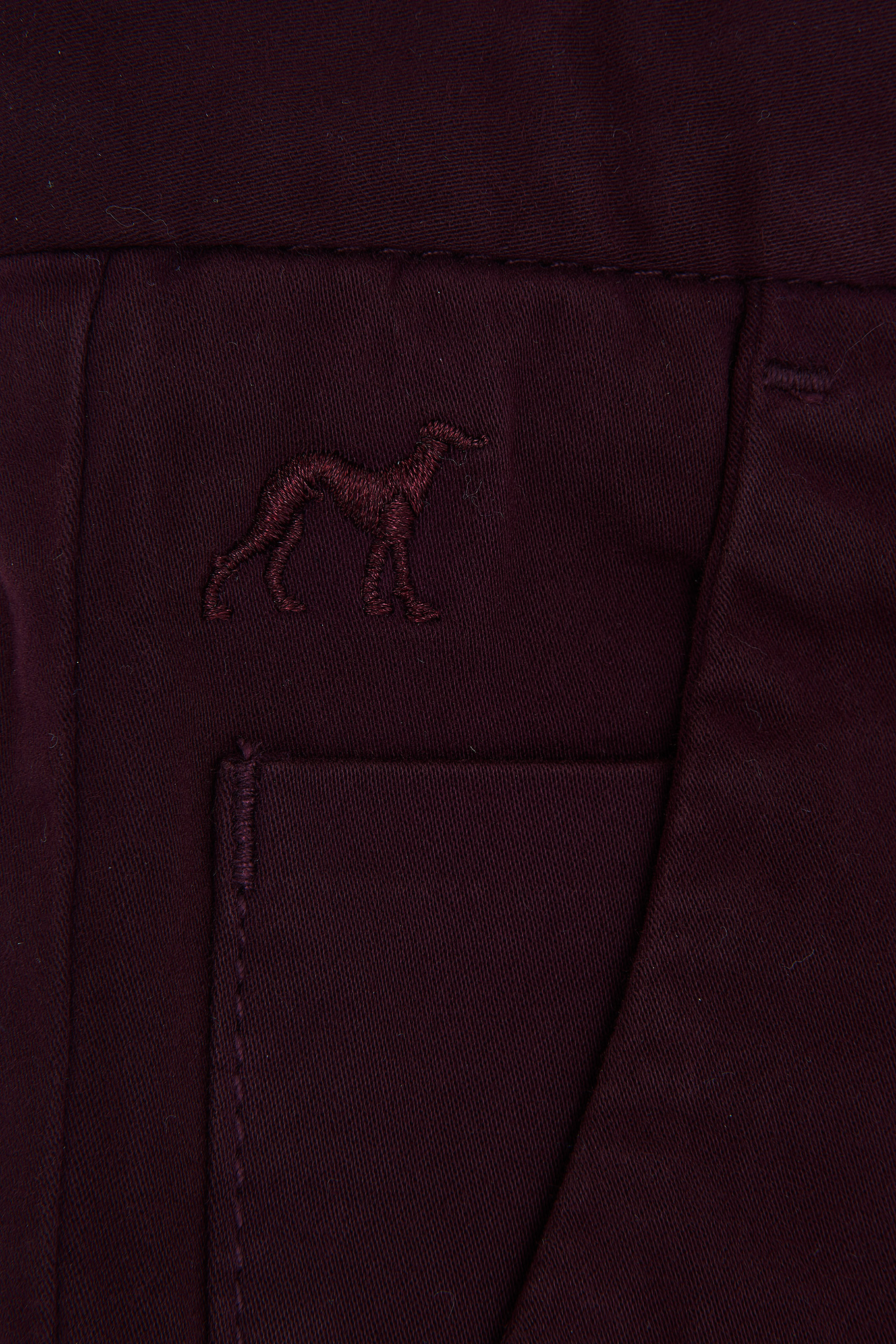 Chino Trousers Bordeaux Sport Boy