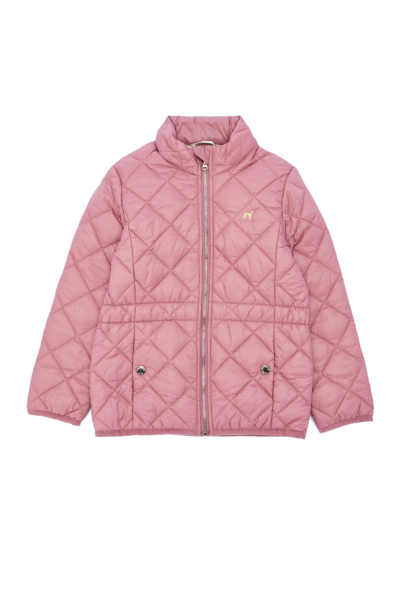 Jacket Pink Casual Girl